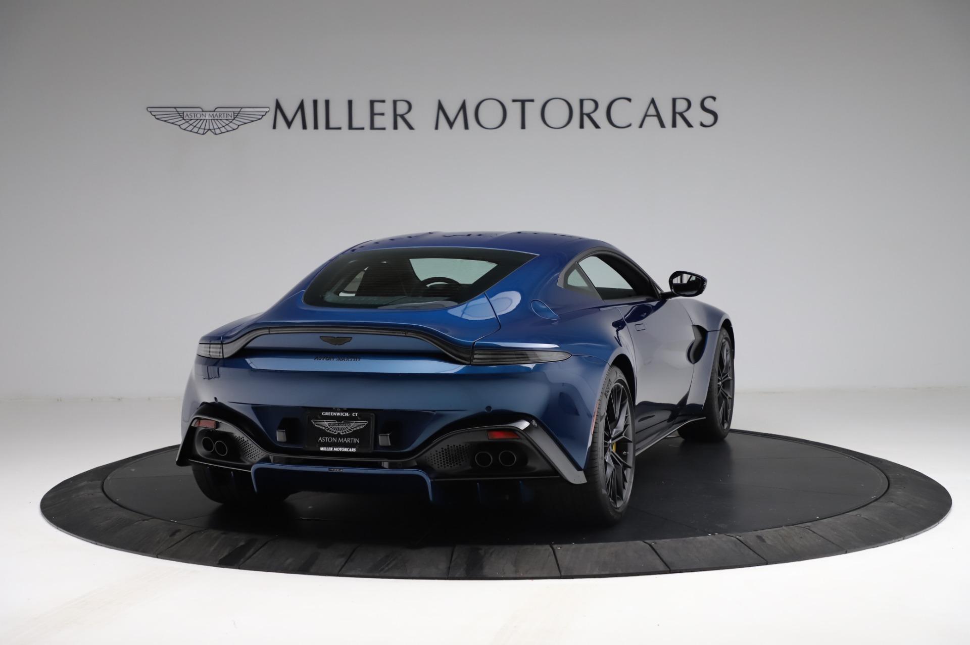 New 2021 Aston Martin Vantage Coupe
