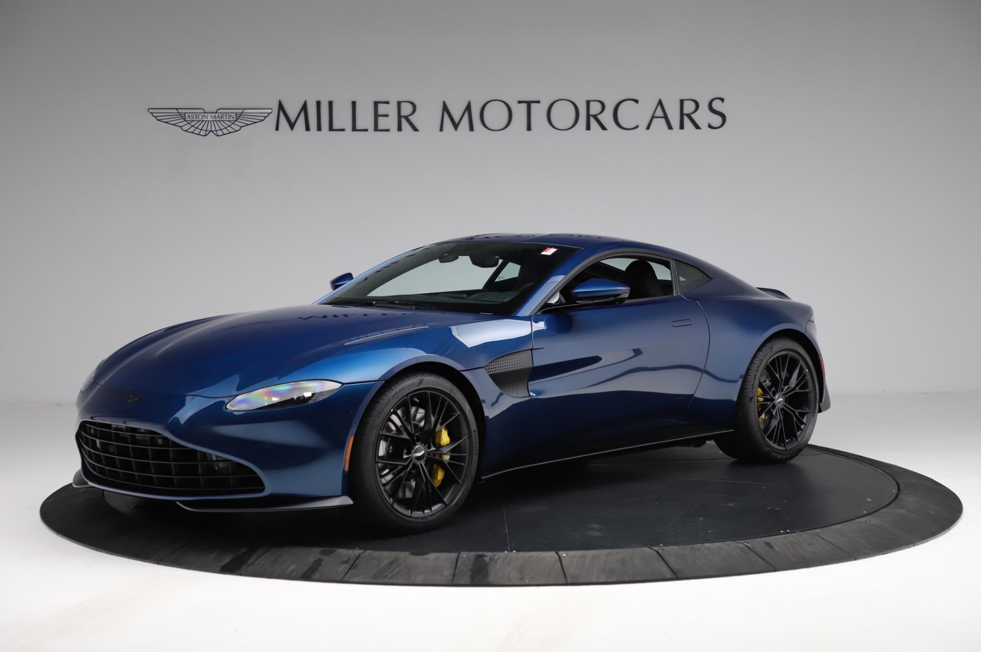 New 2021 Aston Martin Vantage Coupe | Greenwich, CT