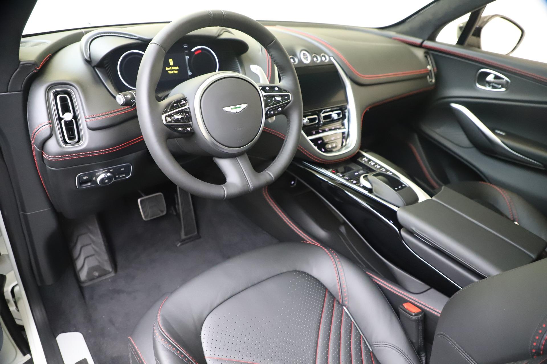 New 2021 Aston Martin DBX