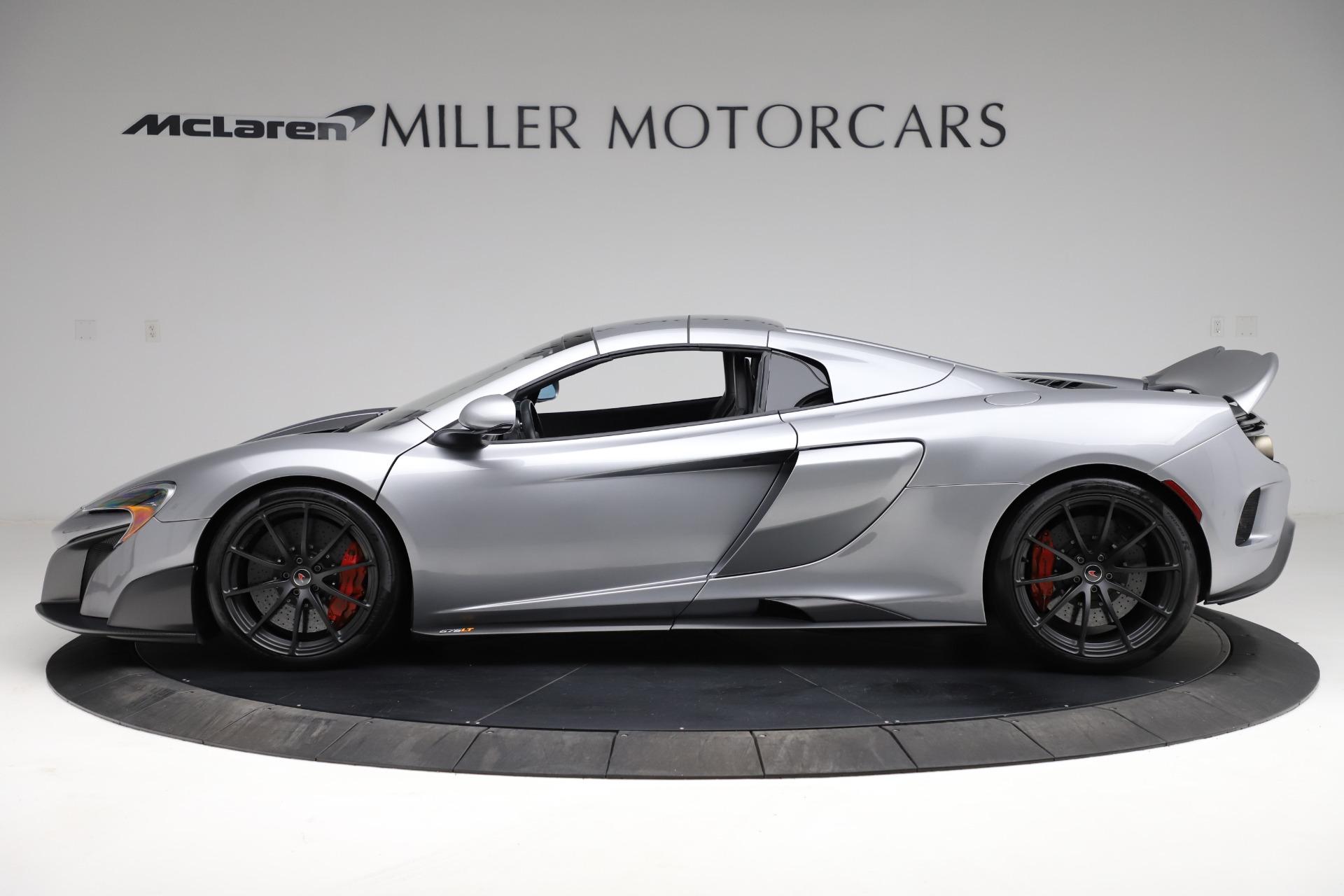 Used 2016 McLaren 675LT Spider