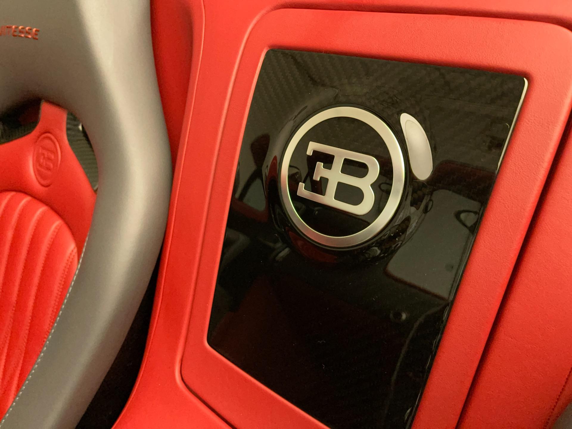 Used 2013 Bugatti Veyron 164 Grand Sport Vitesse