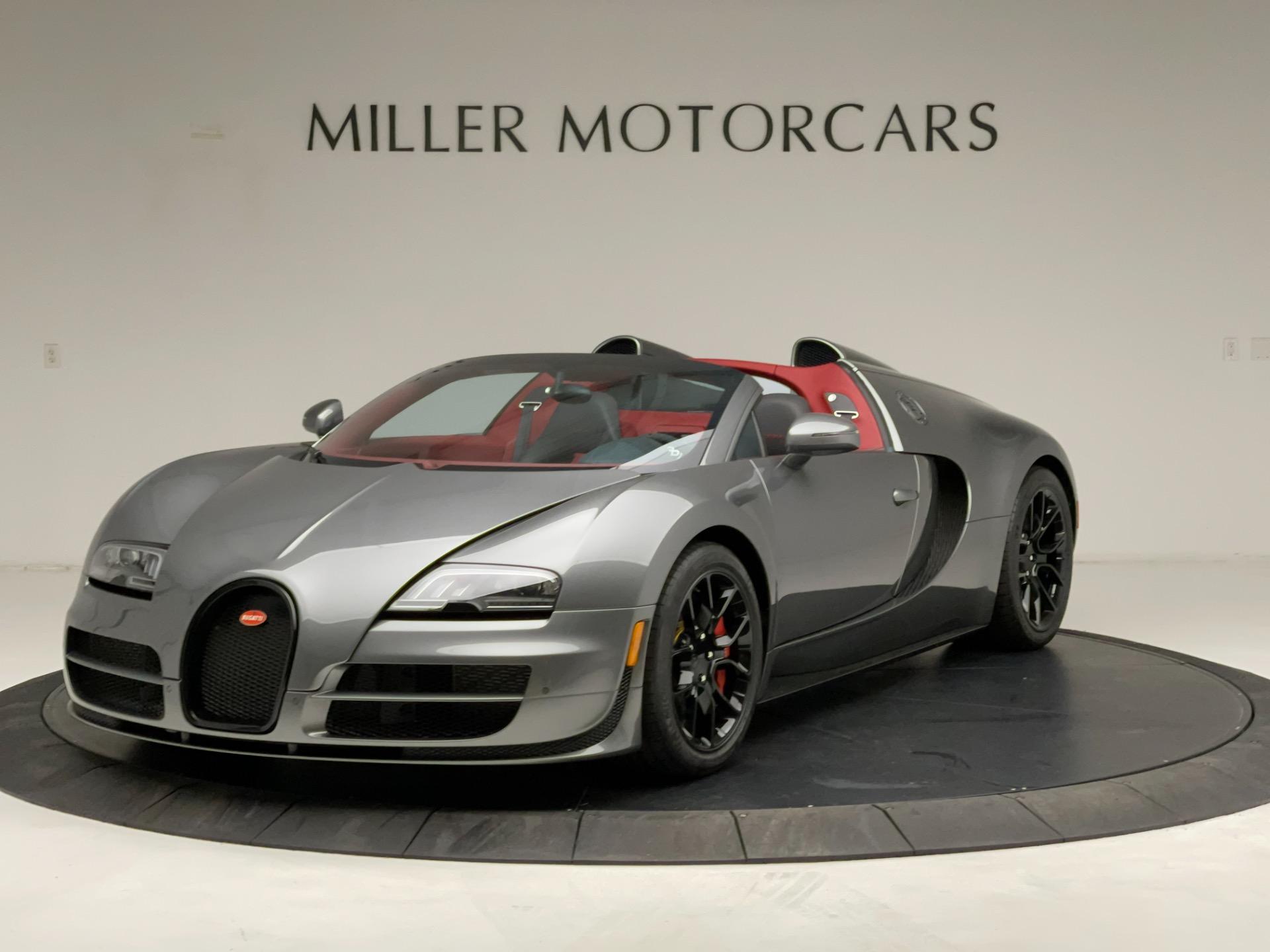 Used 2013 Bugatti Veyron 16.4 Grand Sport Vitesse   Greenwich, CT