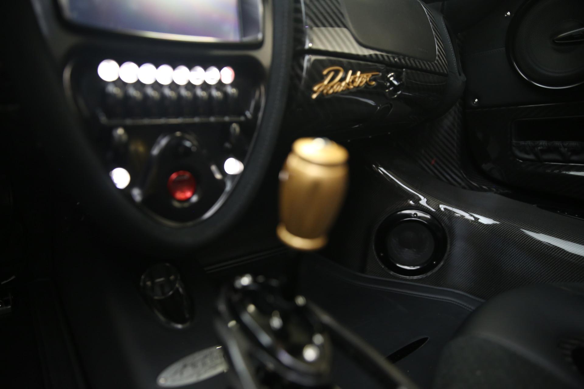 Used 2017 Pagani Huayra Roadster