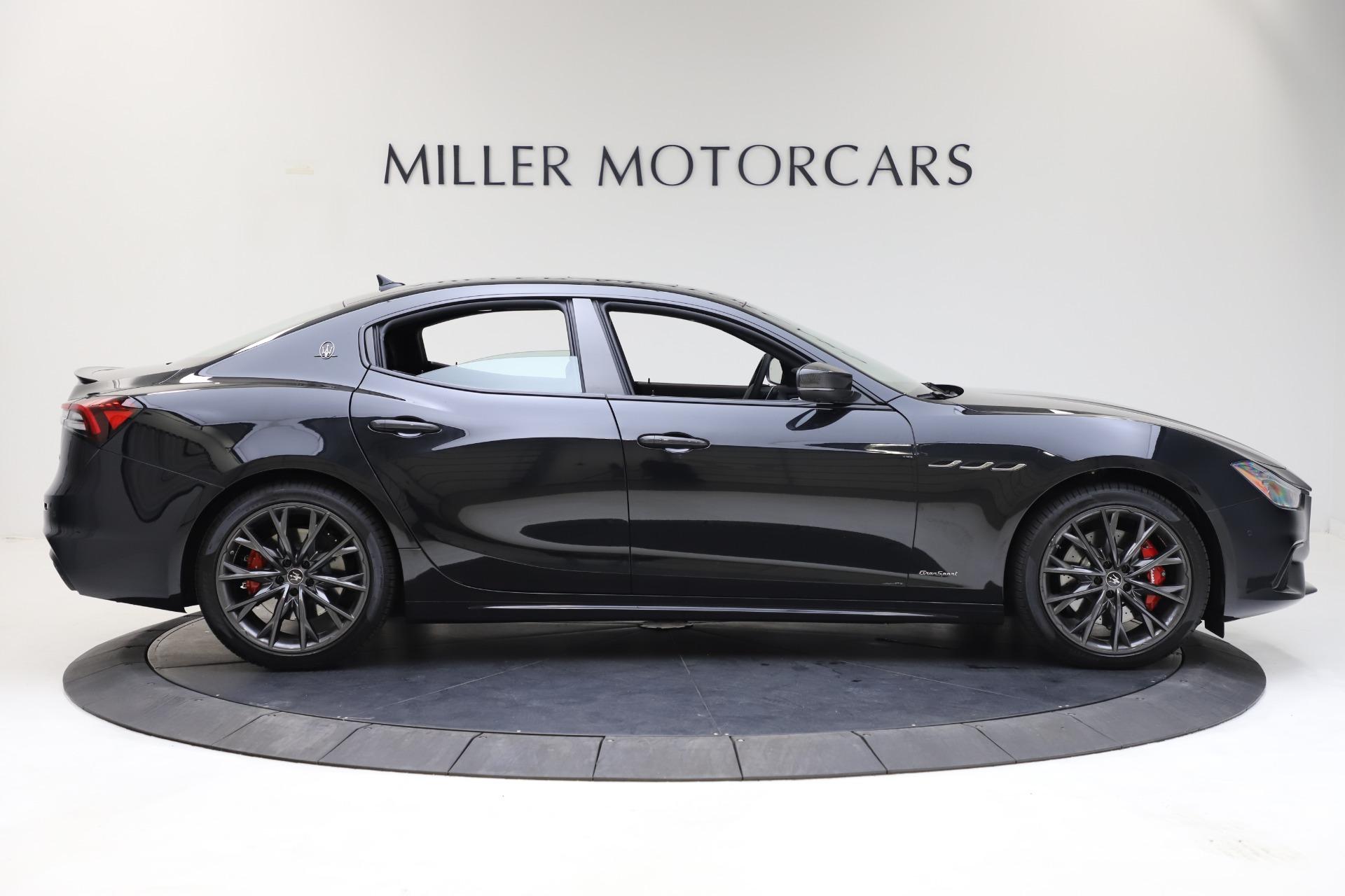 New 2021 Maserati Ghibli S Q4 GranSport