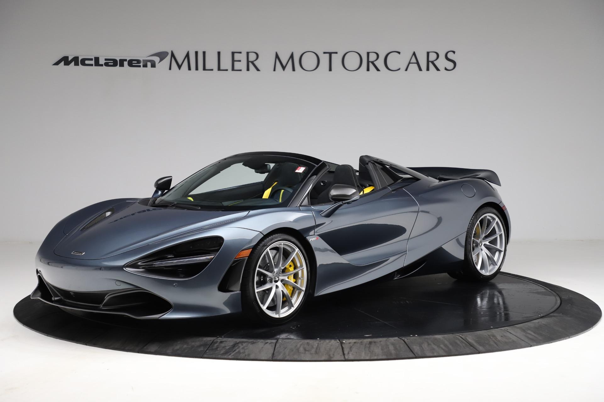 New 2021 McLaren 720S Spider | Greenwich, CT