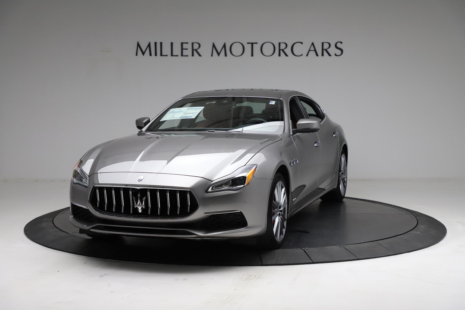 New 2021 Maserati Quattroporte S Q4 GranLusso   Greenwich, CT