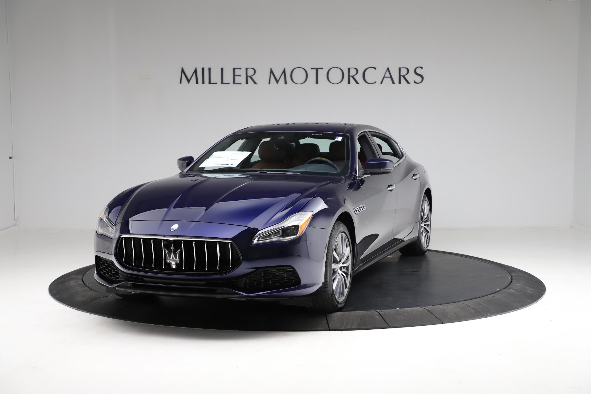 New 2021 Maserati Quattroporte S Q4 | Greenwich, CT