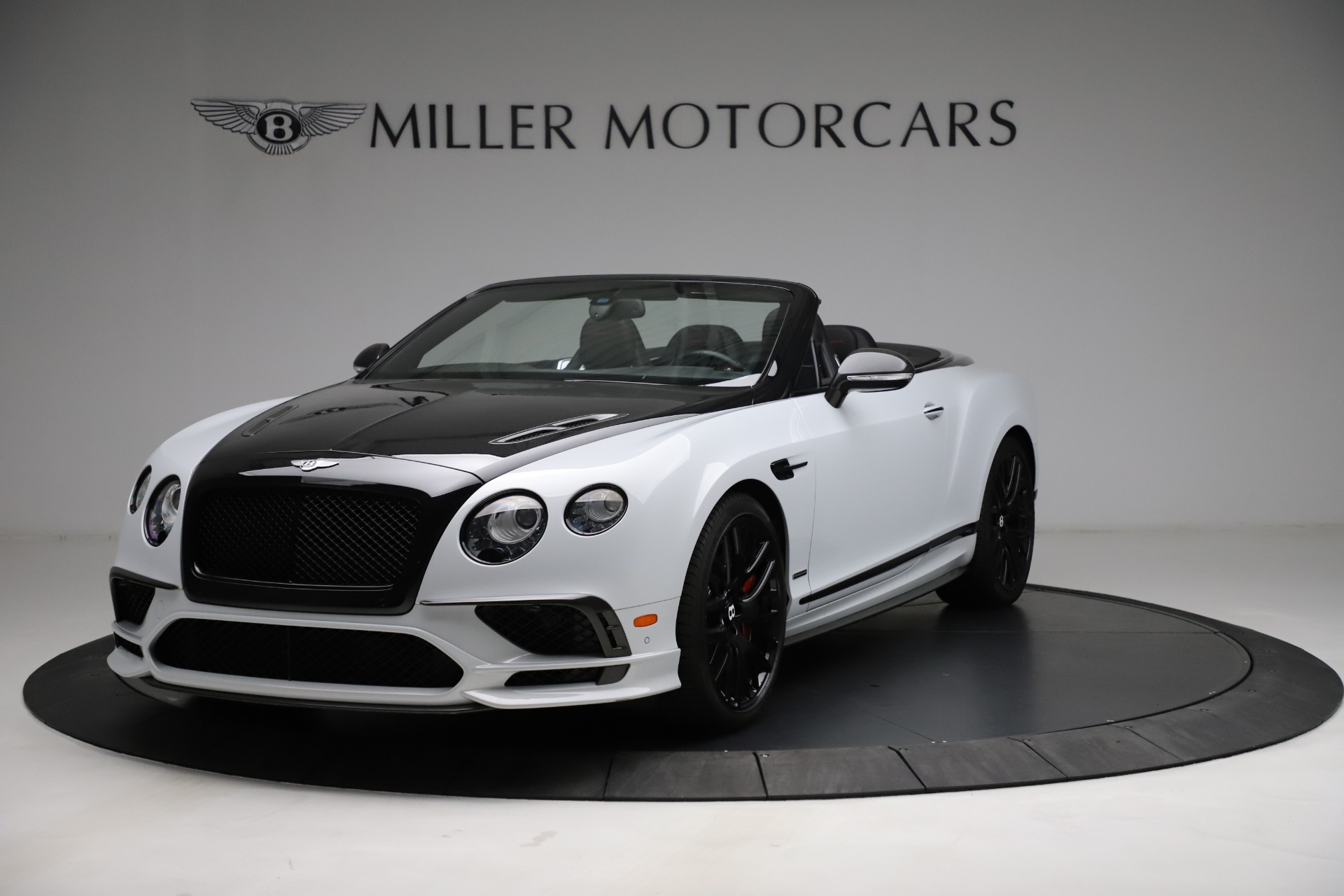 Used 2018 Bentley Continental GT Supersports | Greenwich, CT