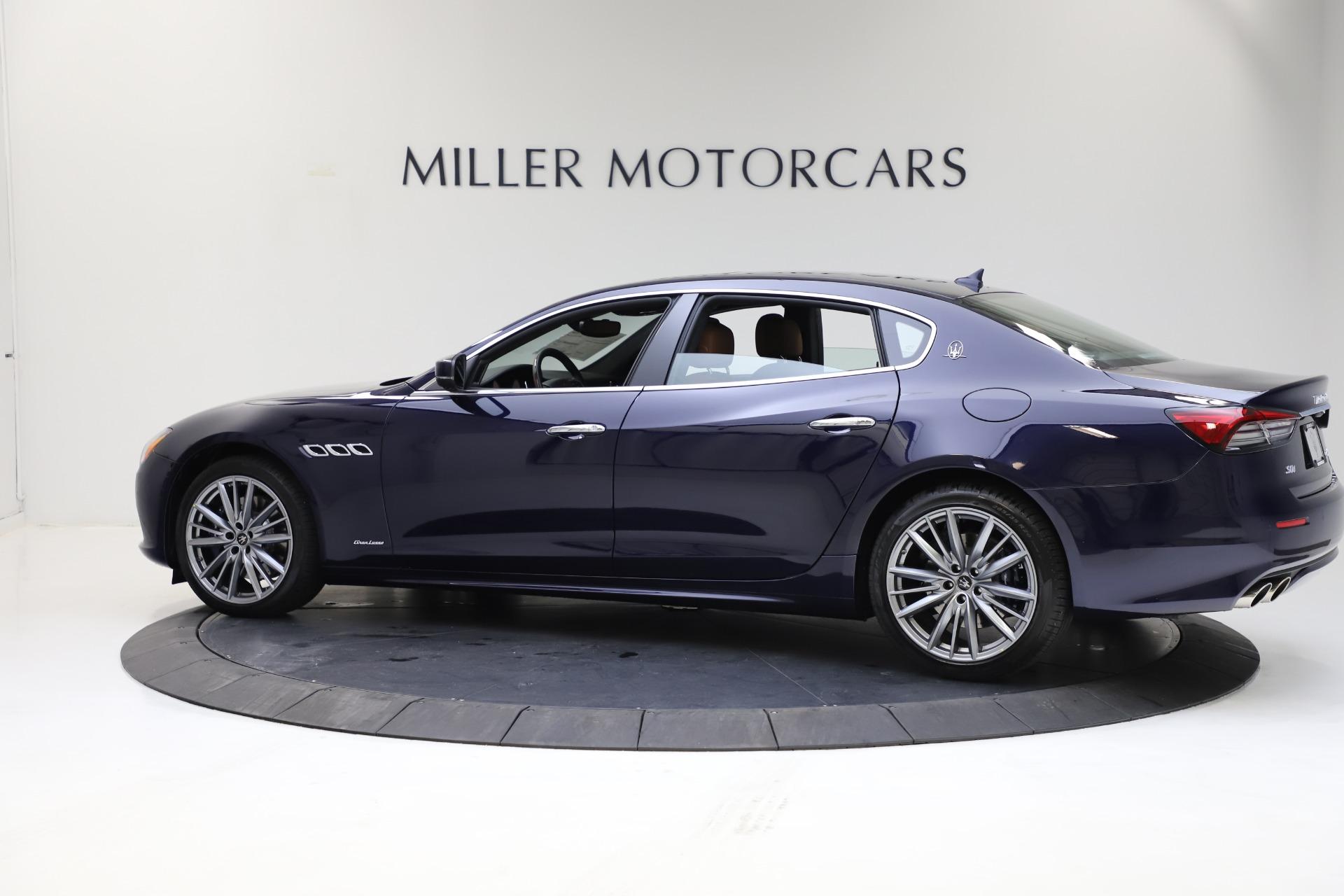 New 2021 Maserati Quattroporte S Q4 GranLusso