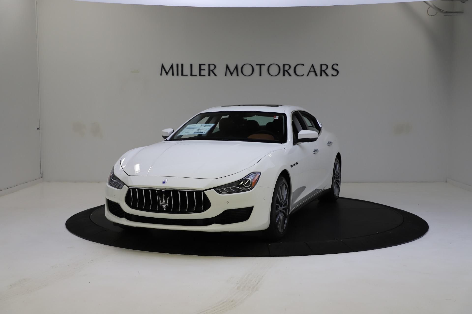 New 2021 Maserati Ghibli S Q4 | Greenwich, CT