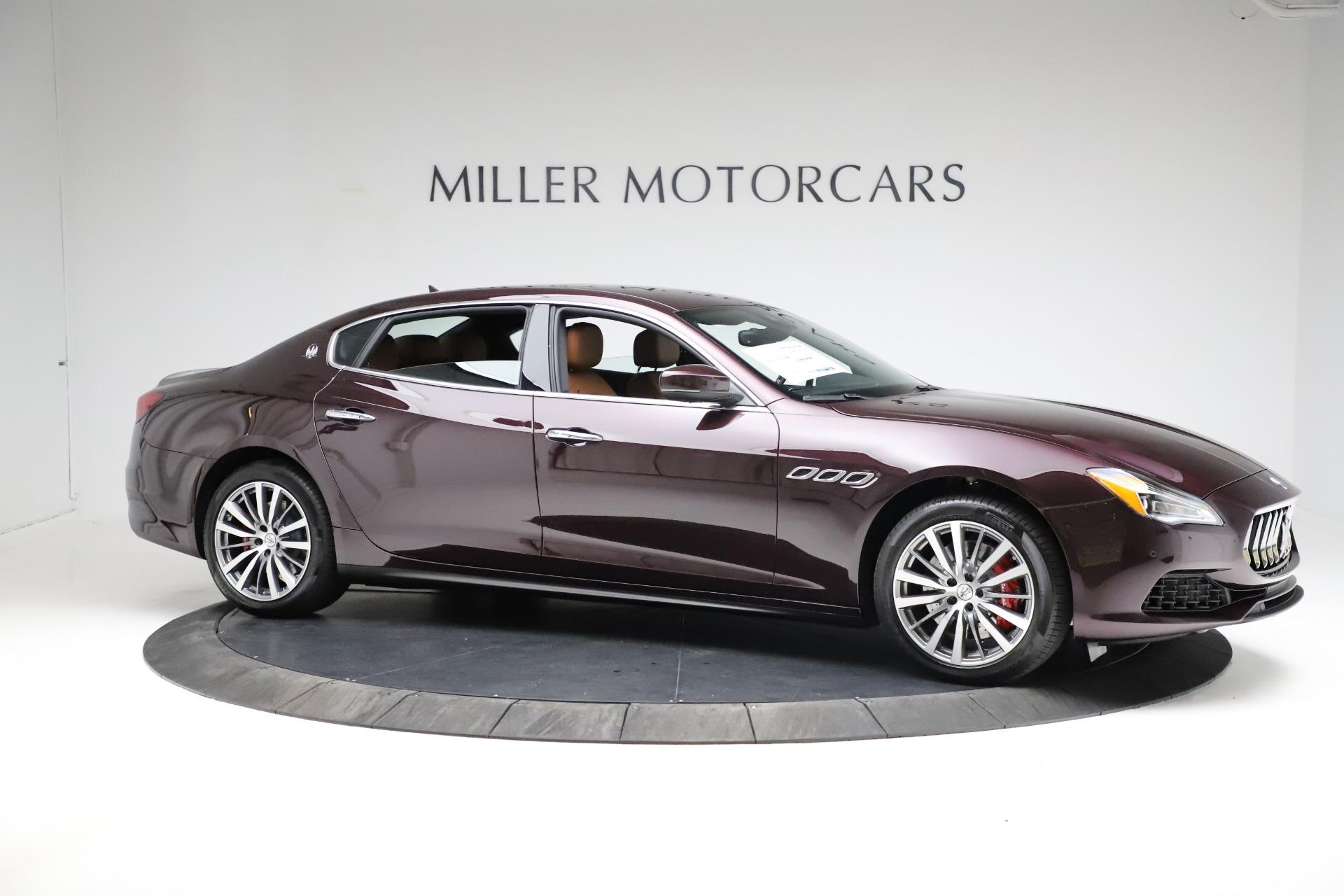 New 2021 Maserati Quattroporte S Q4