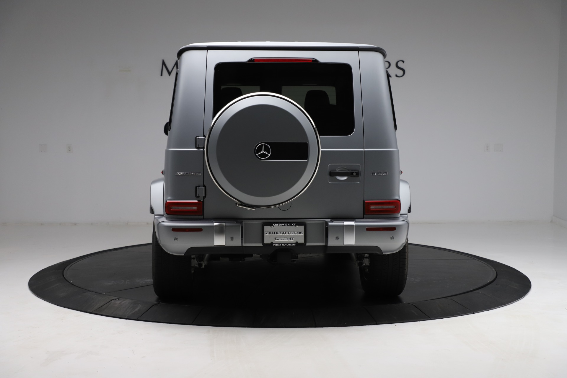 Used 2021 Mercedes Benz G Class AMG G 63