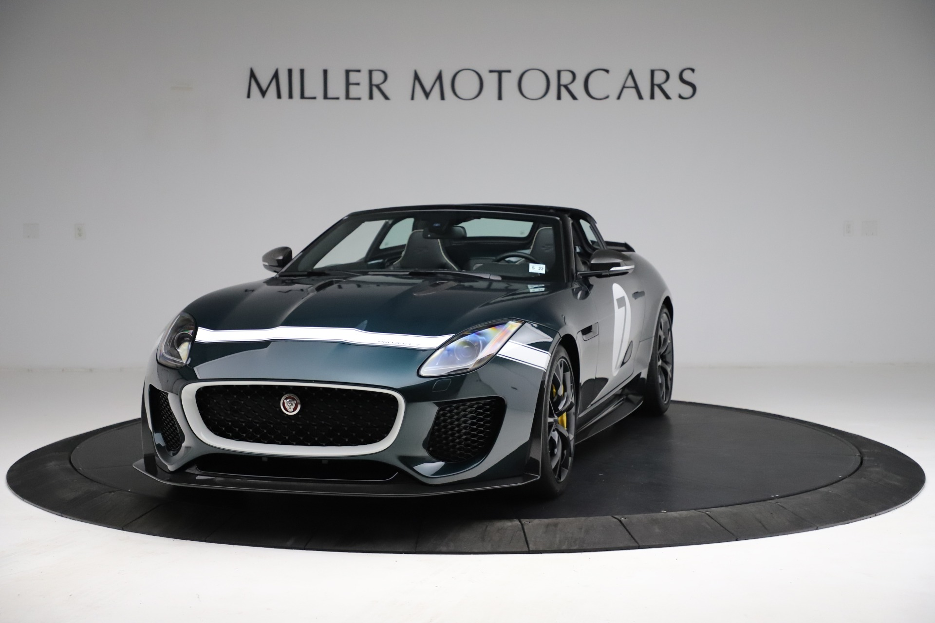 Used 2016 Jaguar F-TYPE Project 7 | Greenwich, CT