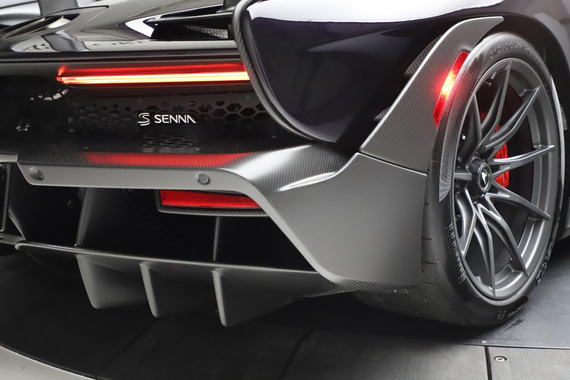 Used 2019 McLaren Senna