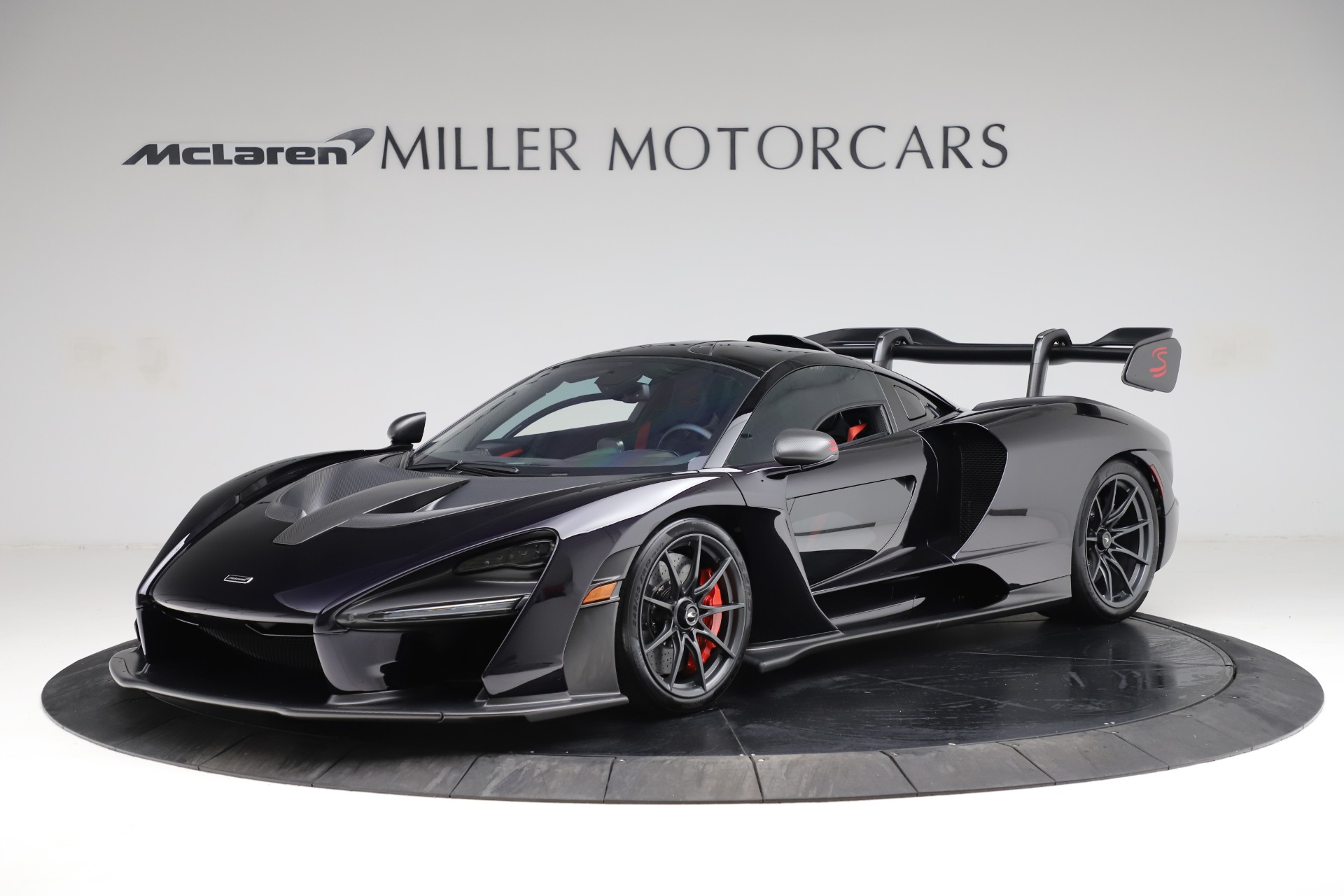 Used 2019 McLaren Senna    Greenwich, CT