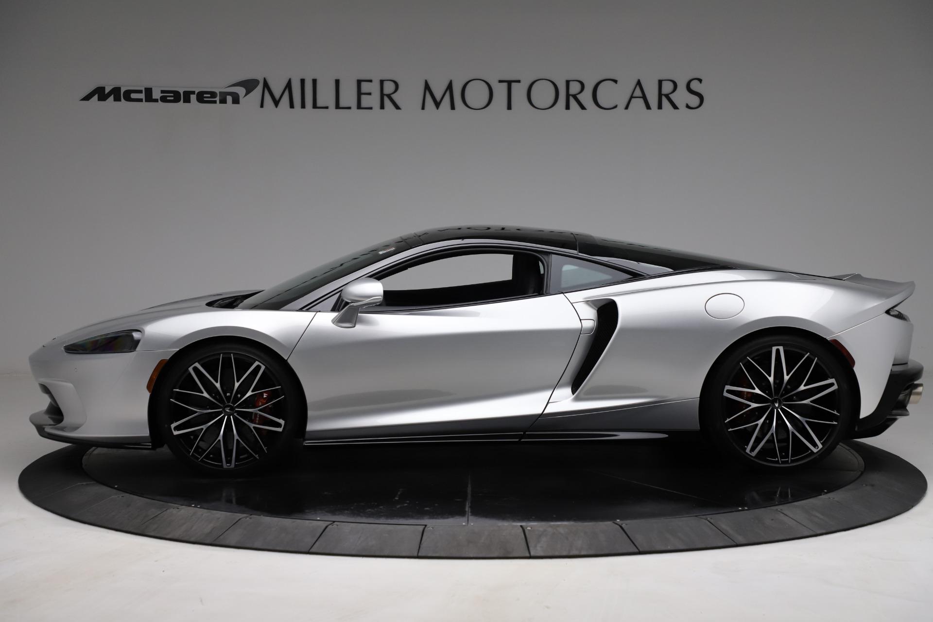 New 2021 McLaren GT Pioneer