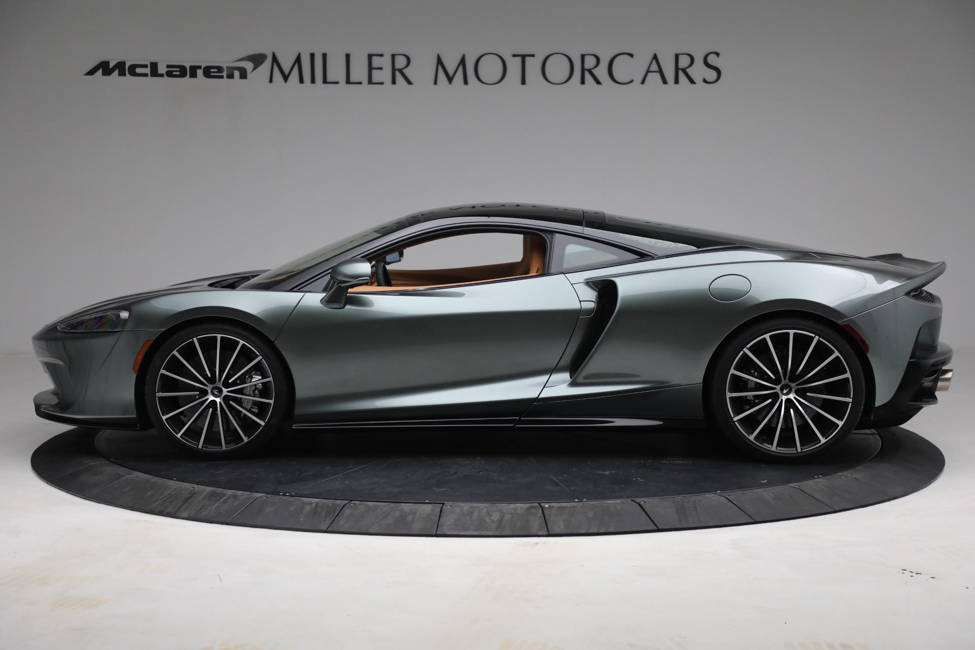 Used 2021 McLaren GT LUXE