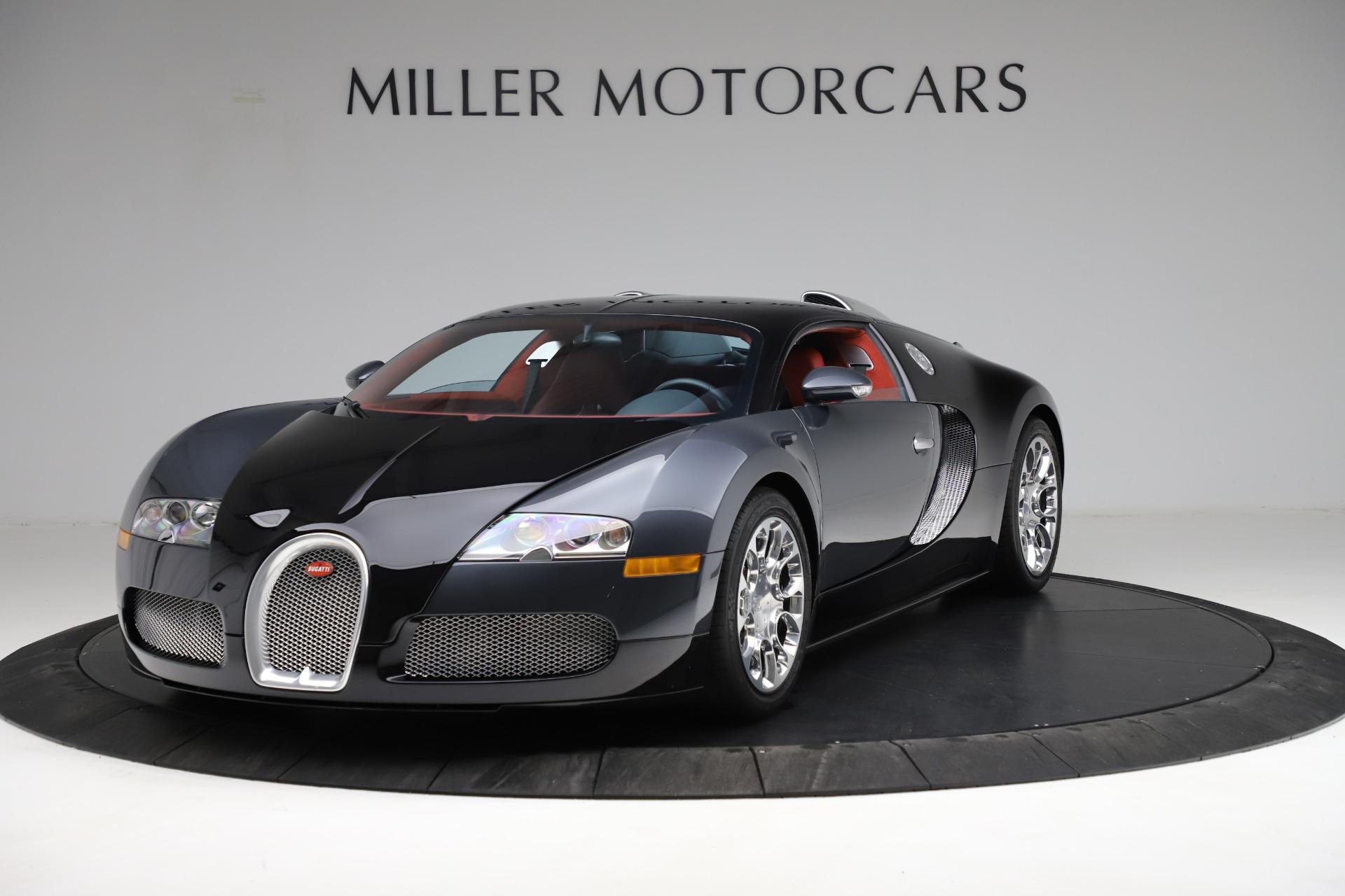 Used 2008 Bugatti Veyron 164