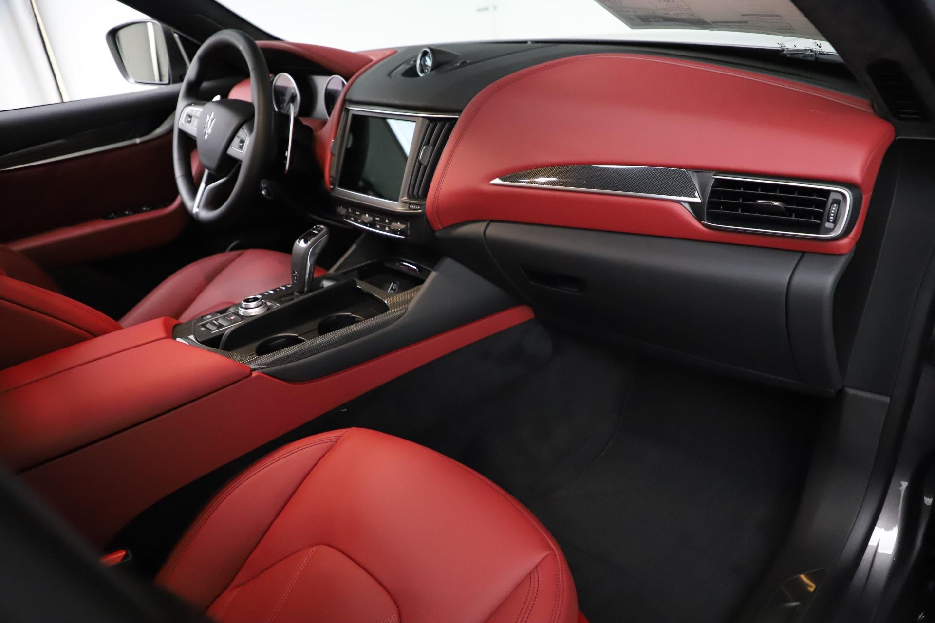 New 2021 Maserati Levante S Q4 GranLusso