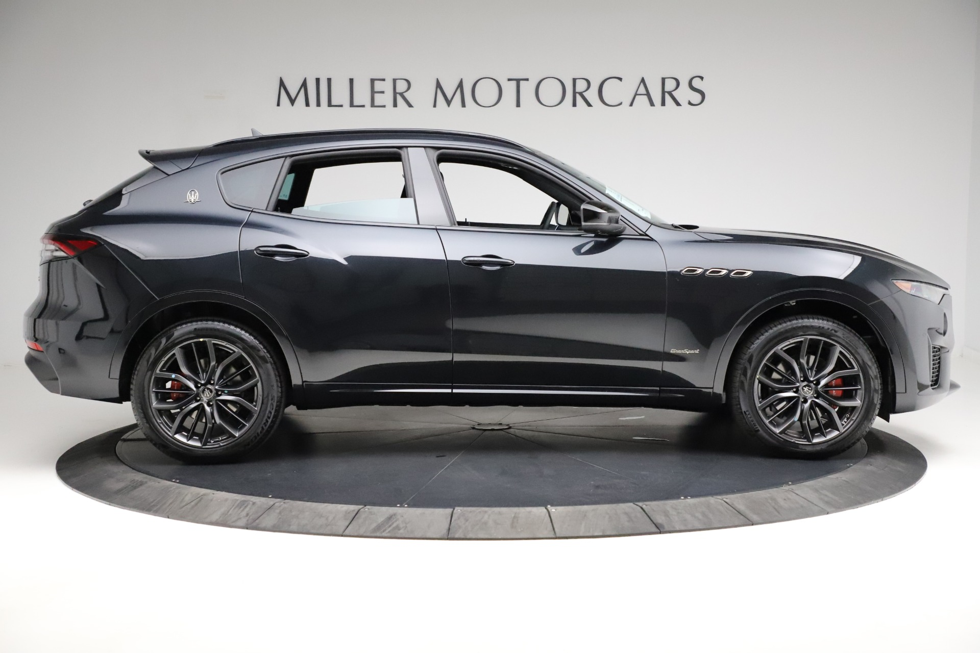 New 2021 Maserati Levante Q4 GranSport