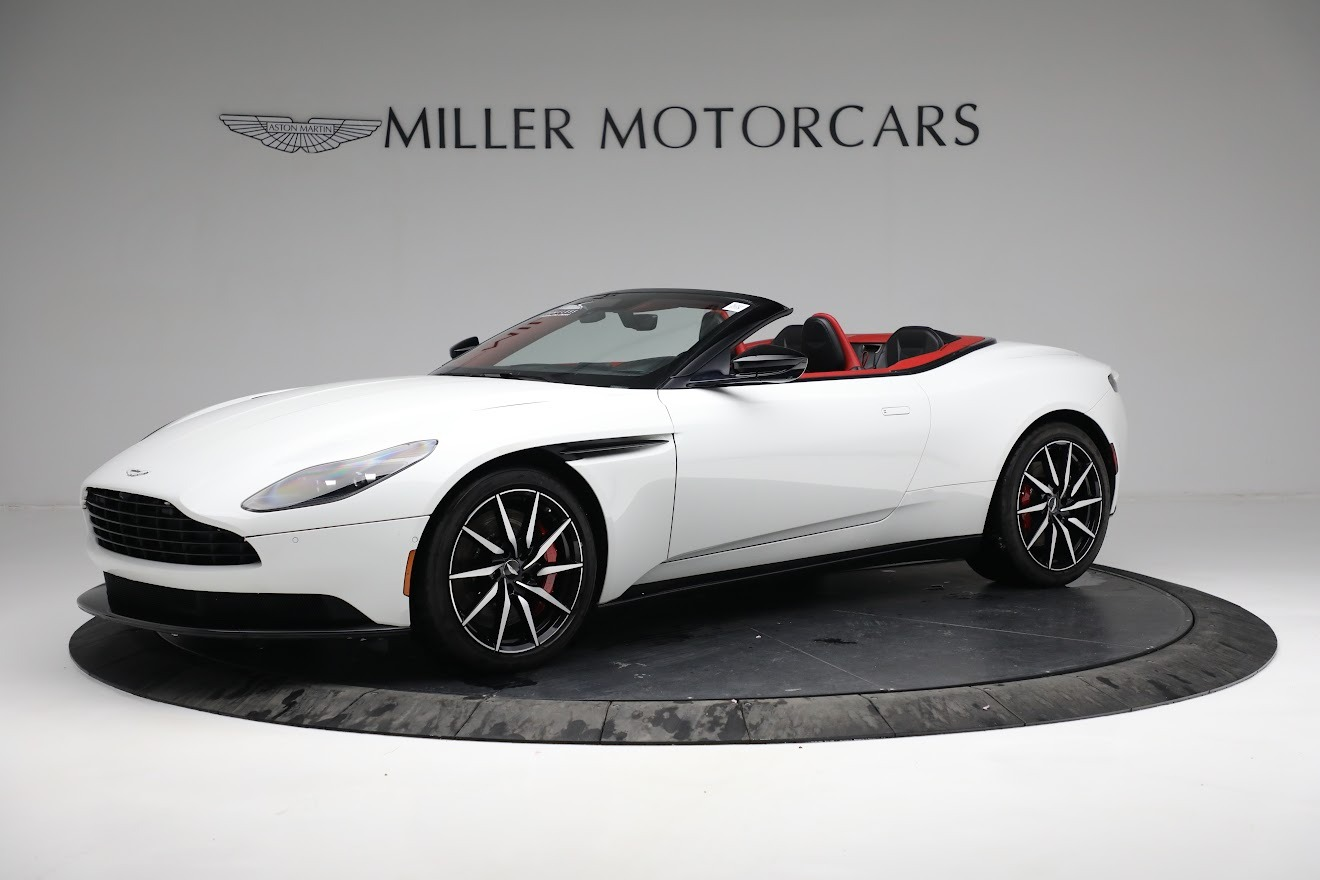 Used 2019 Aston Martin DB11 Volante | Greenwich, CT