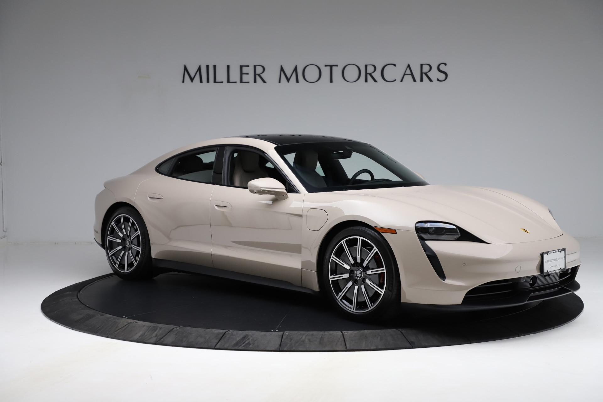Used 2021 Porsche Taycan 4S