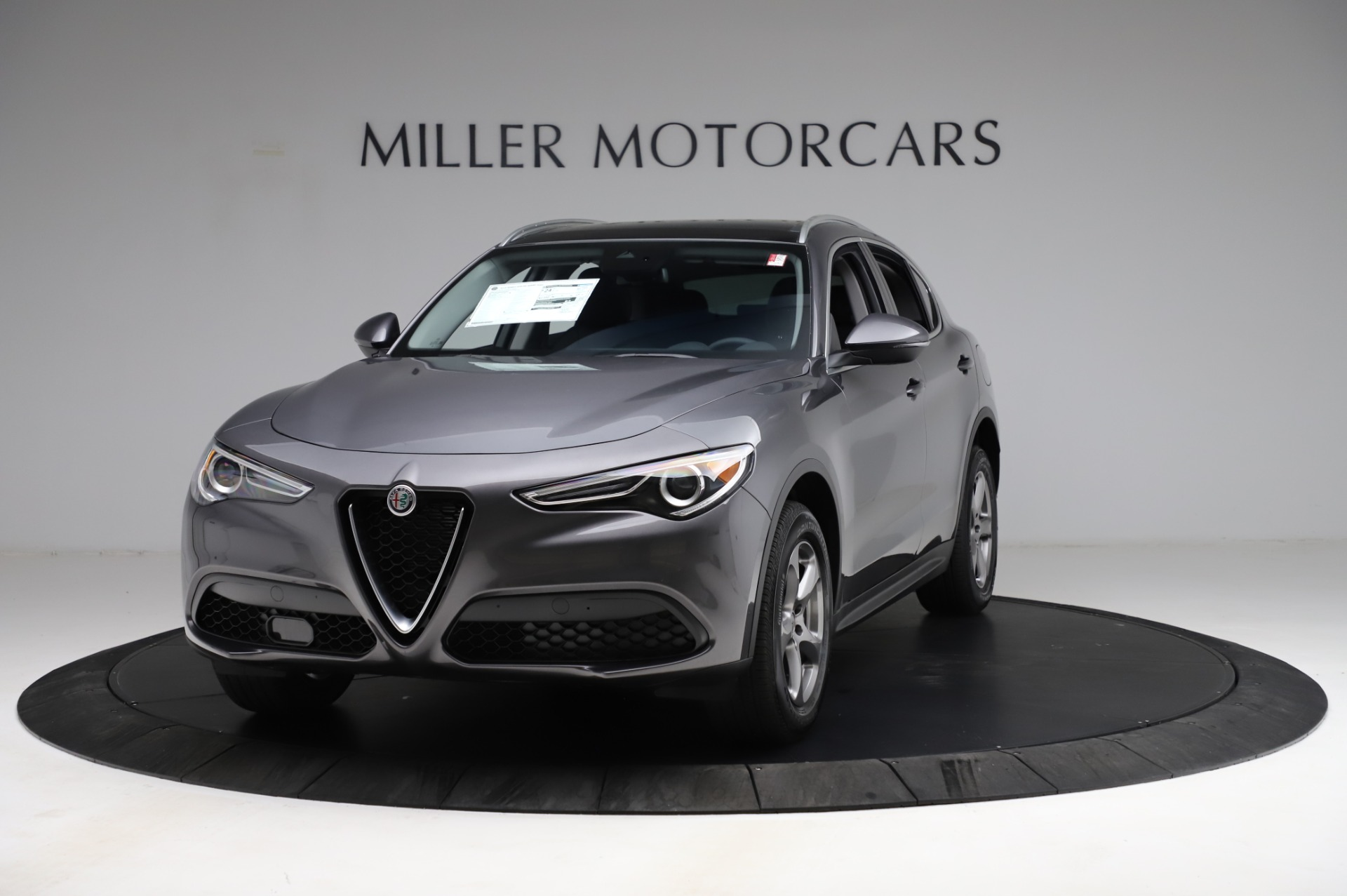 New 2021 Alfa Romeo Stelvio Q4 | Greenwich, CT