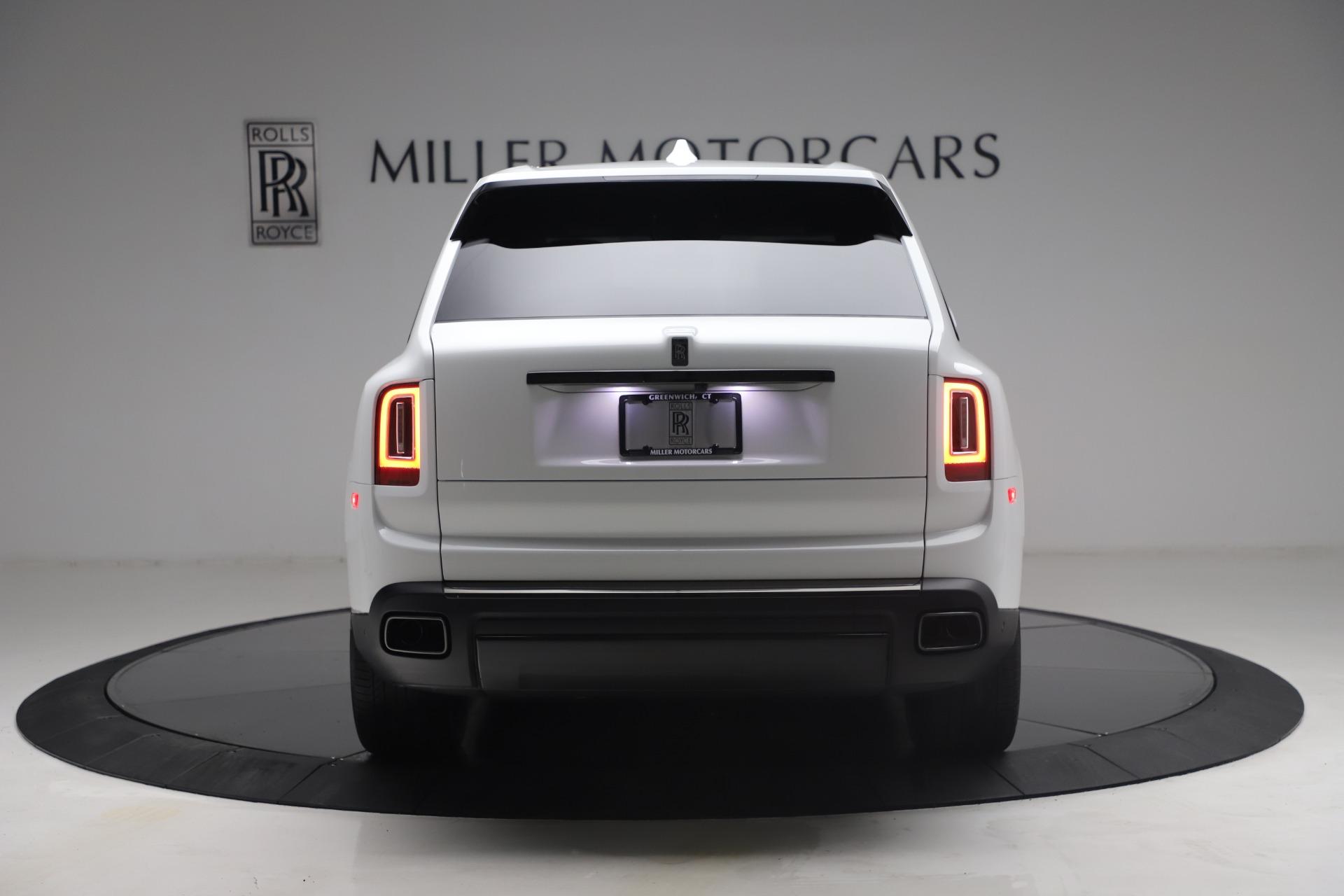 New 2021 Rolls Royce Cullinan Black Badge