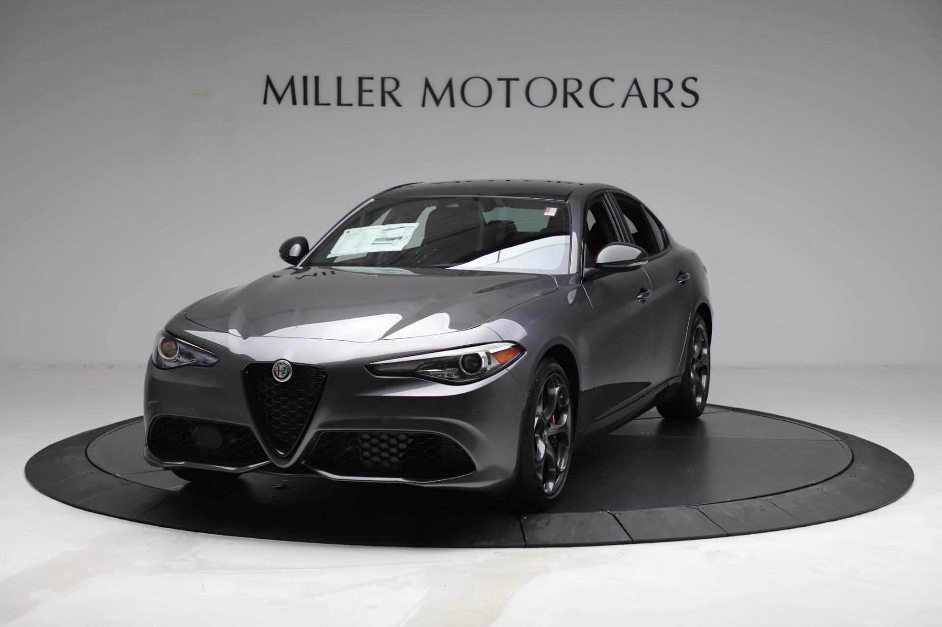 New 2021 Alfa Romeo Giulia Ti Sport | Greenwich, CT