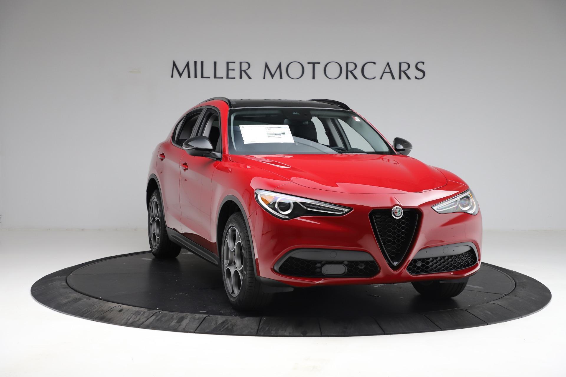 New 2021 Alfa Romeo Stelvio Sprint