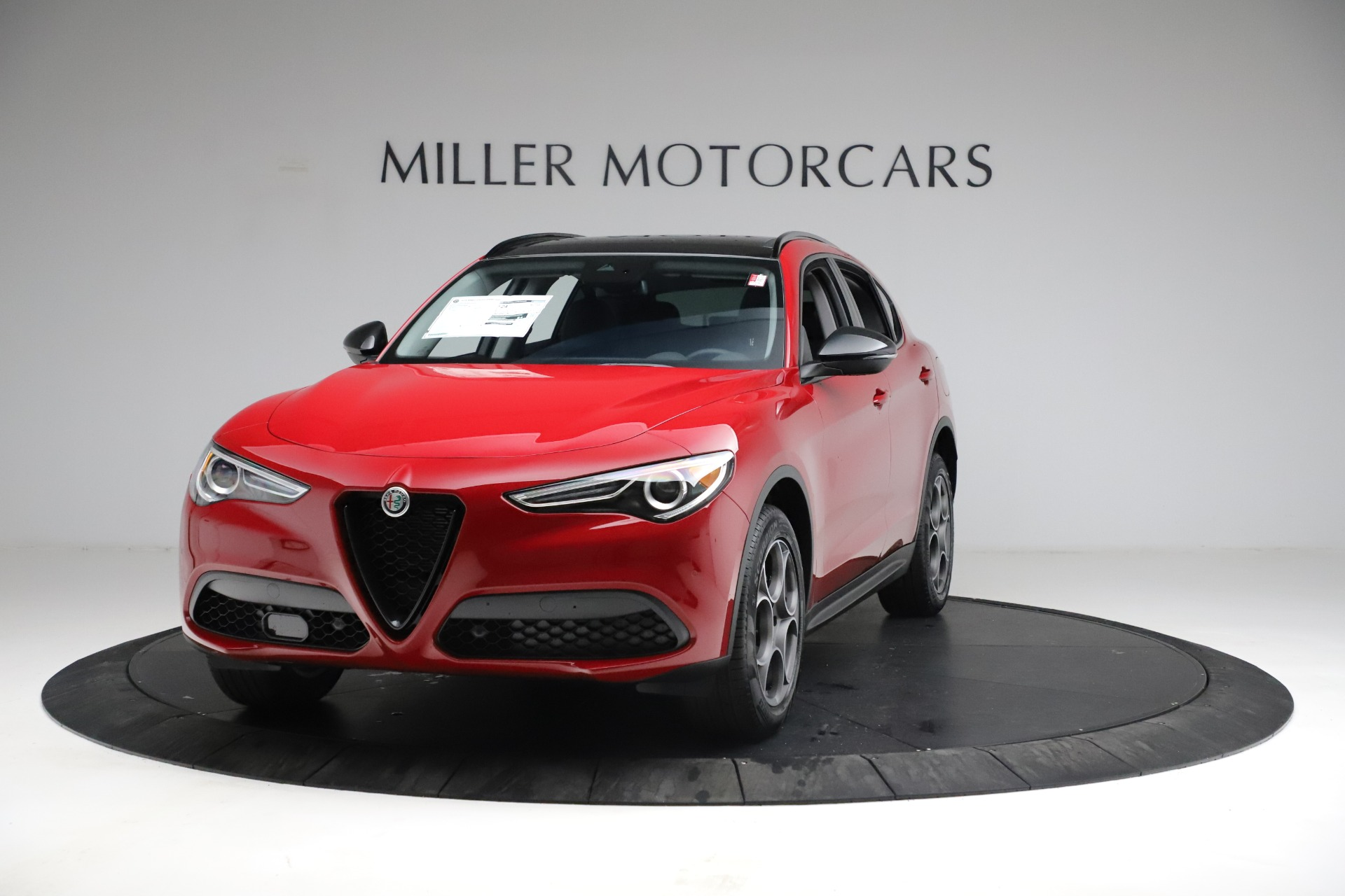 New 2021 Alfa Romeo Stelvio Sprint | Greenwich, CT