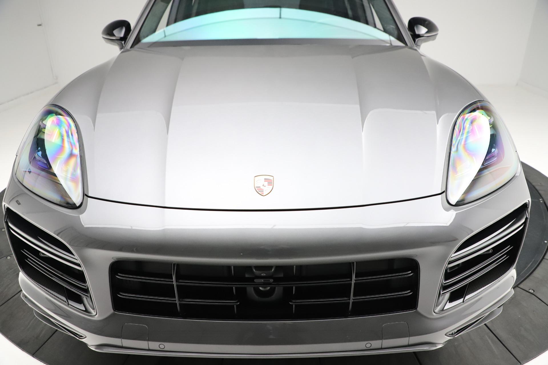 Used 2020 Porsche Cayenne Turbo