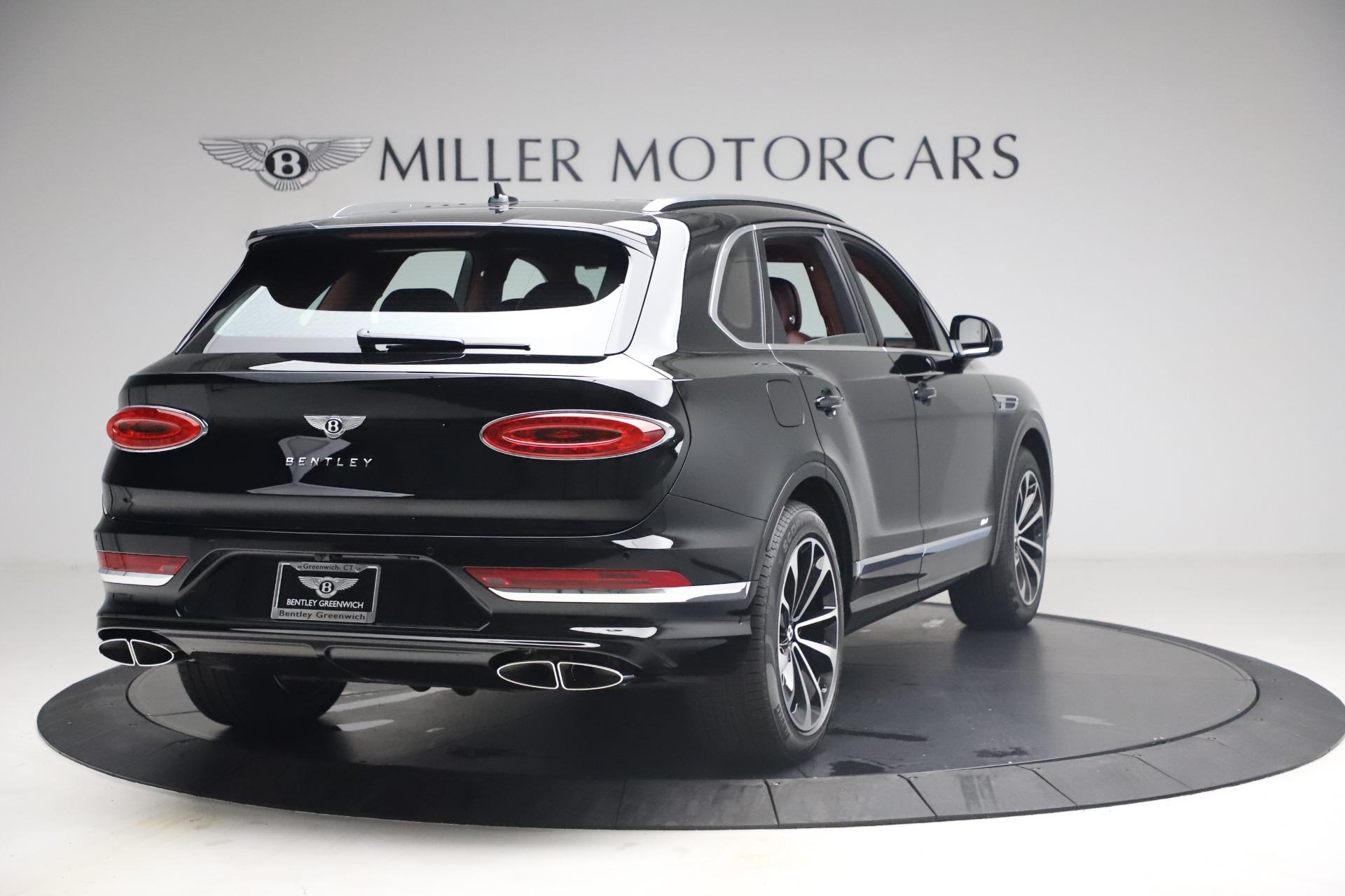 New 2021 Bentley Bentayga Hybrid