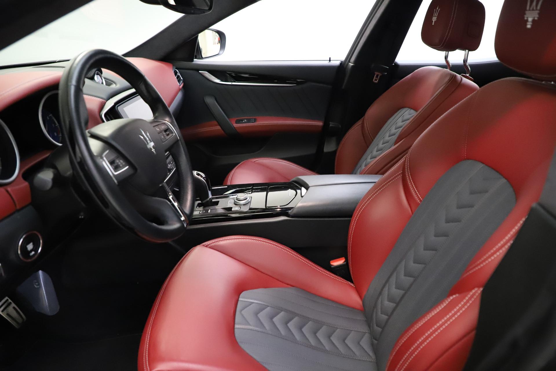 Used 2018 Maserati Ghibli SQ4 GranLusso