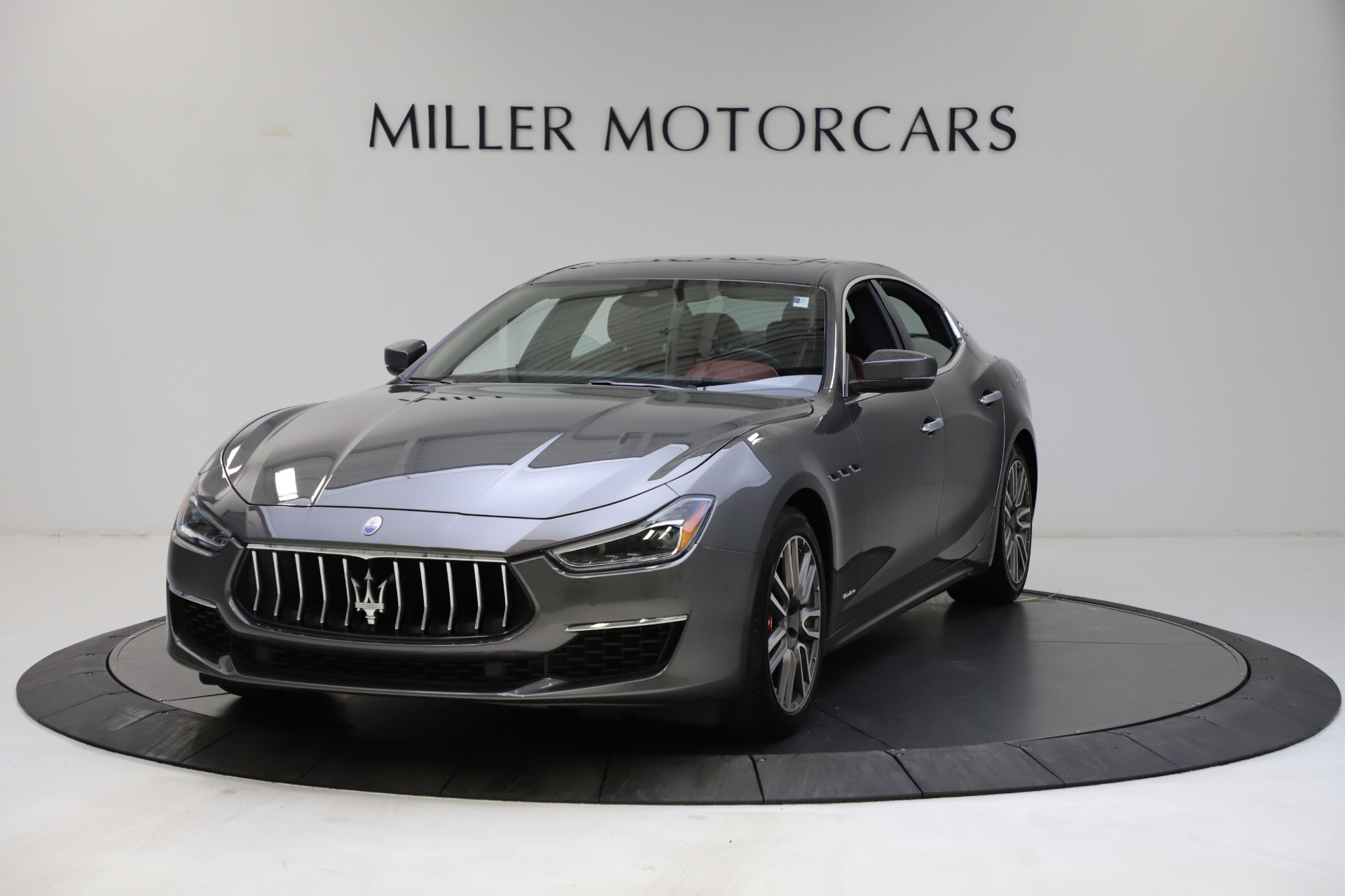Used 2018 Maserati Ghibli SQ4 GranLusso | Greenwich, CT
