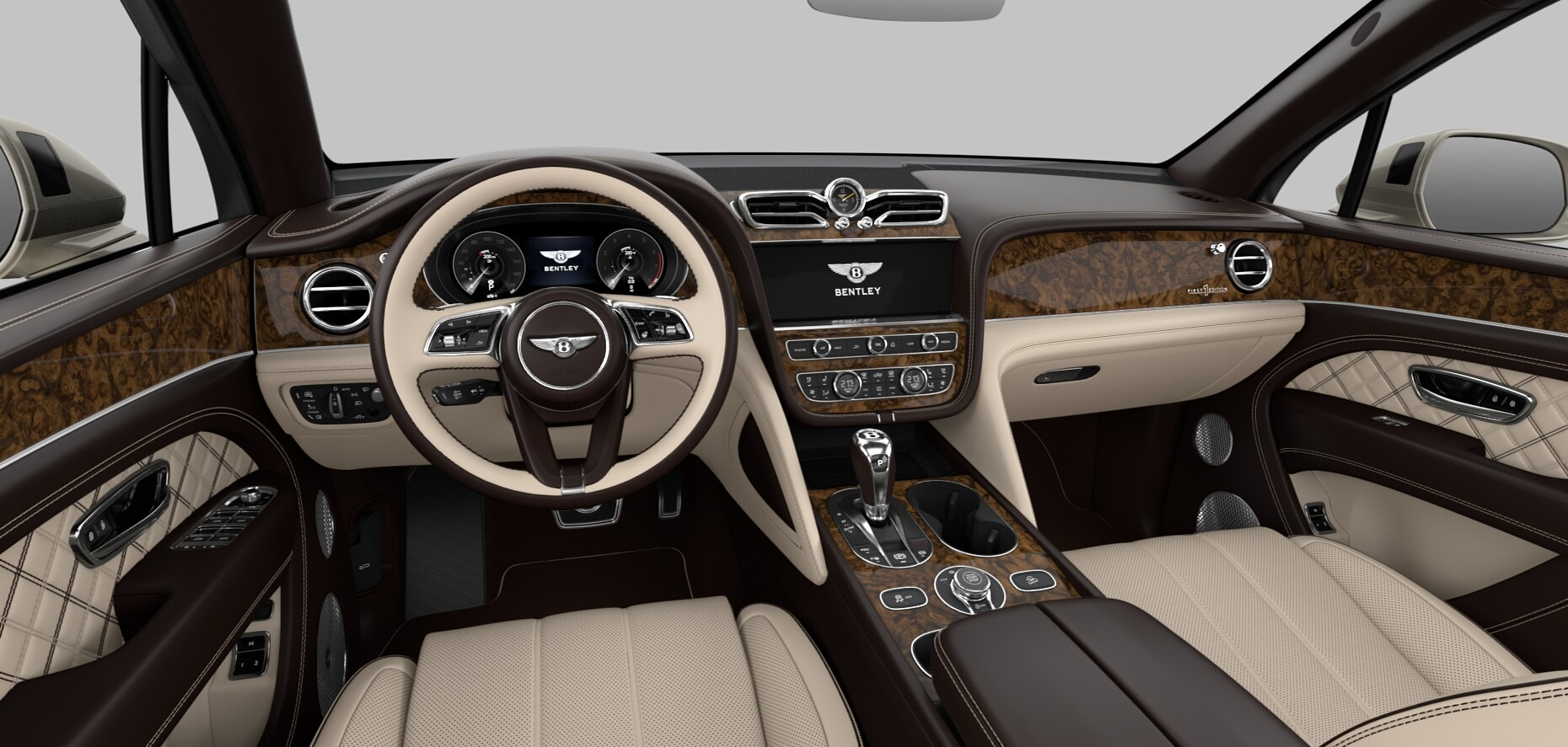 New 2021 Bentley Bentayga V8 First Editon