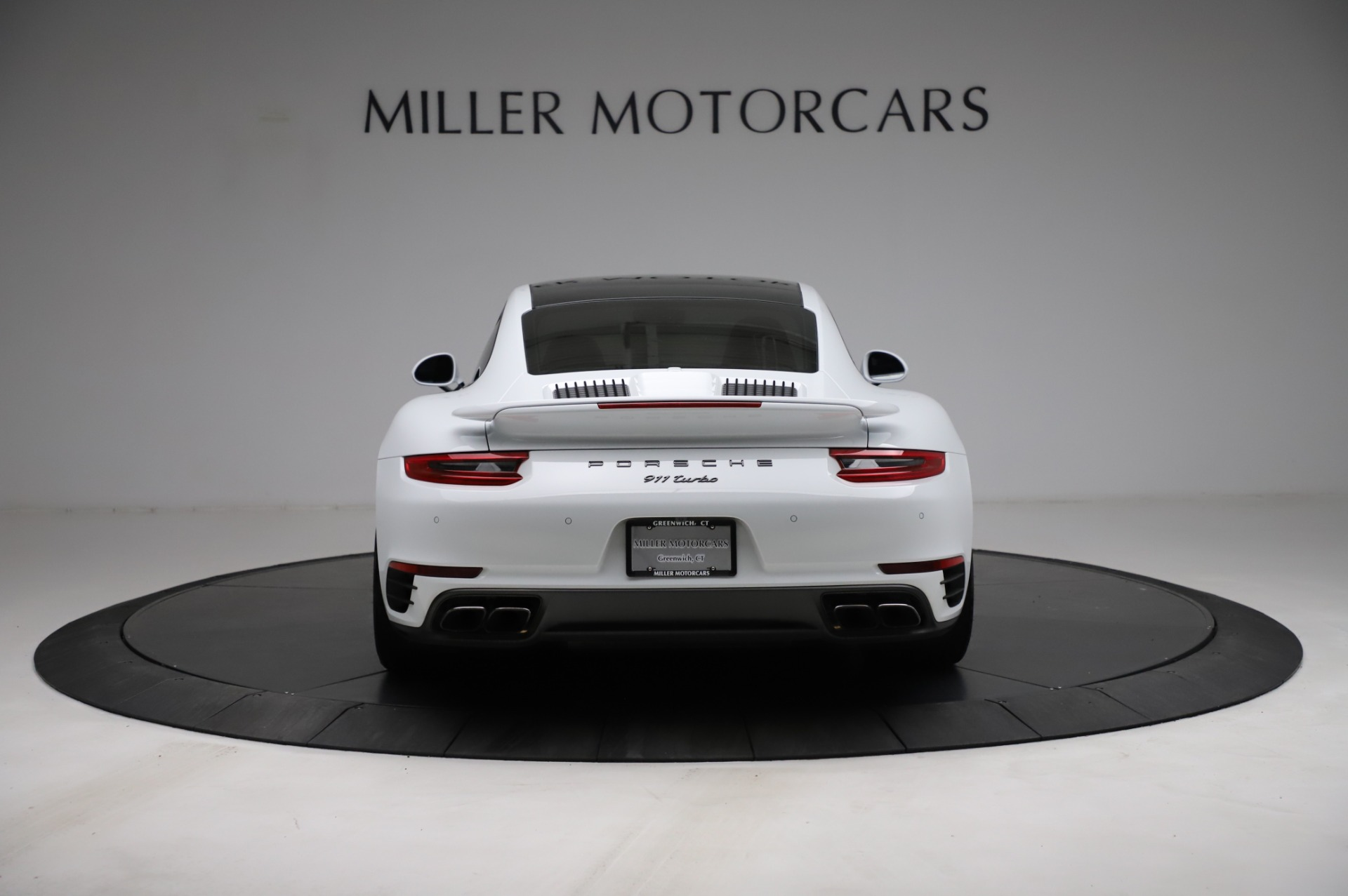 Used 2018 Porsche 911 Turbo