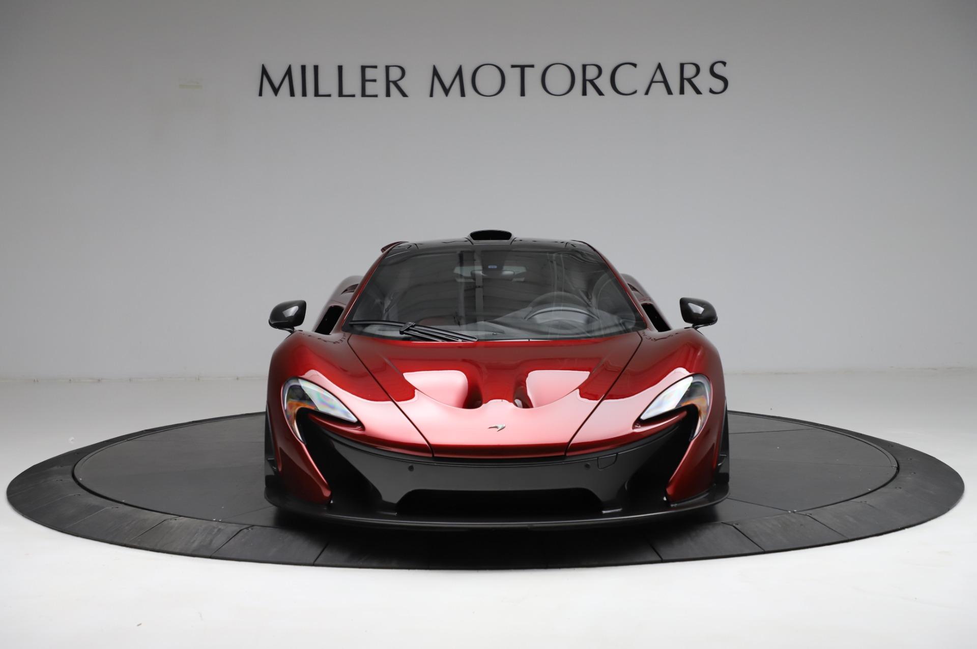 Used 2014 McLaren P1