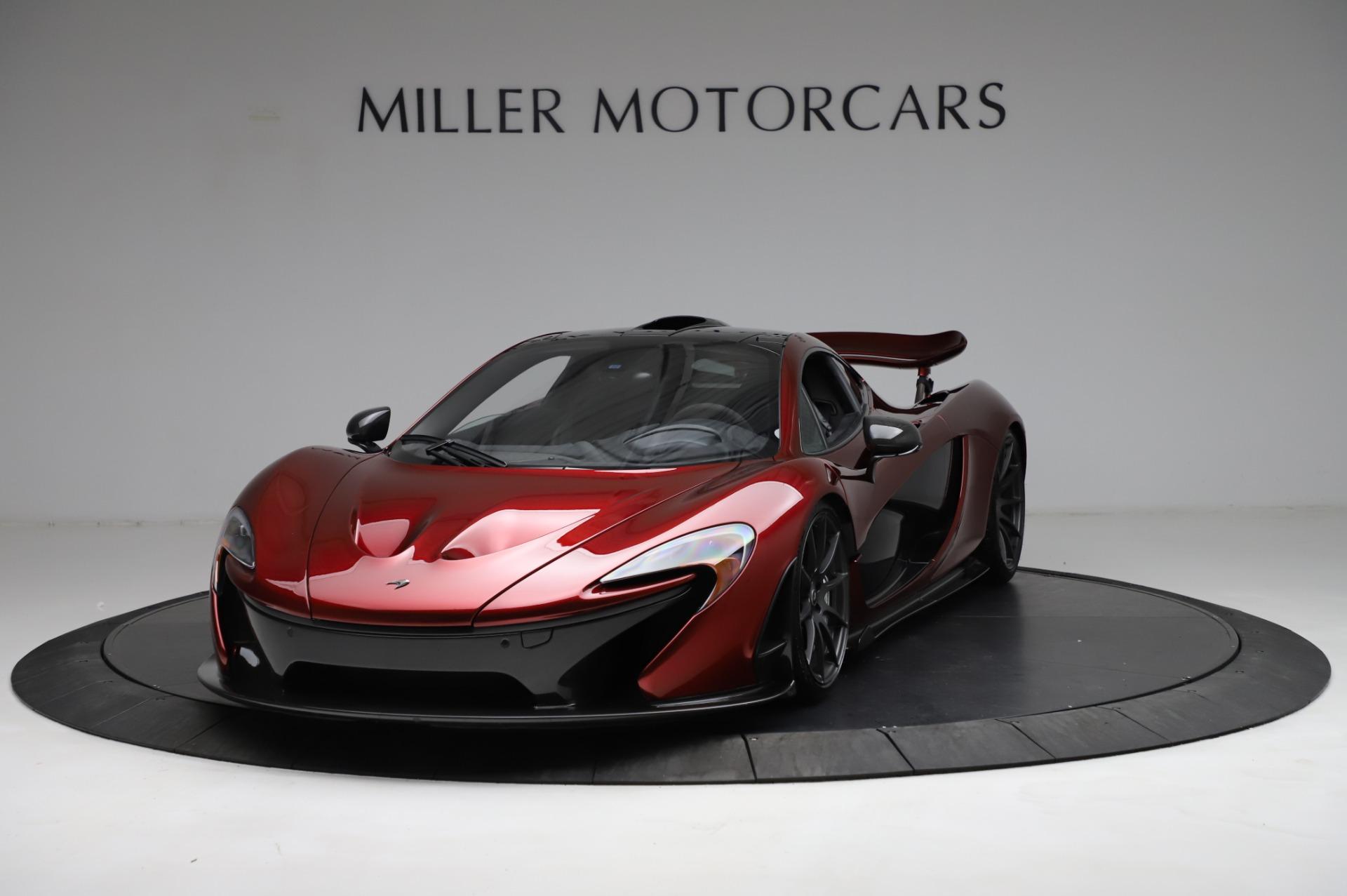 Used 2014 McLaren P1  | Greenwich, CT