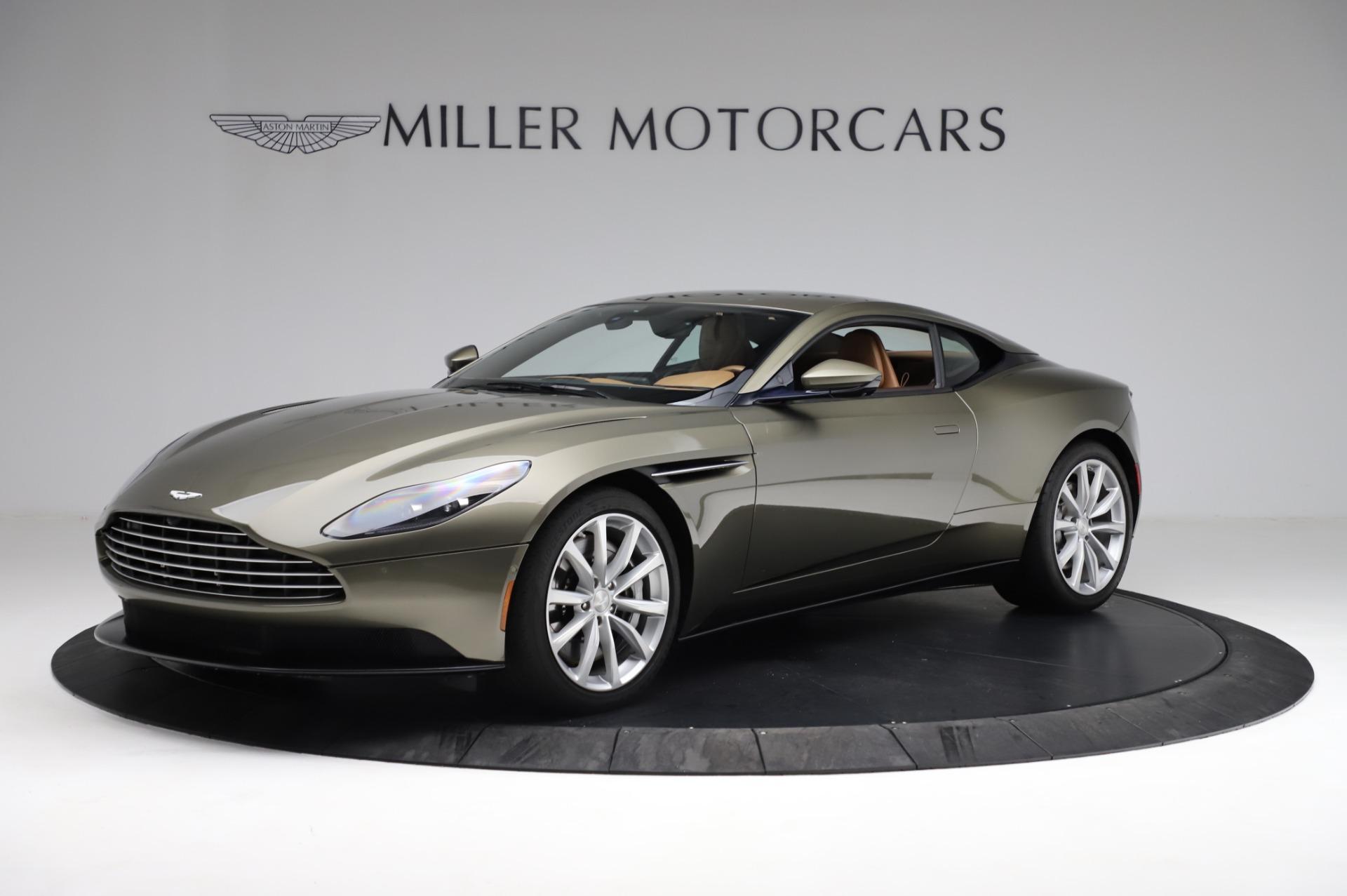 Used 2018 Aston Martin DB11 V8 | Greenwich, CT