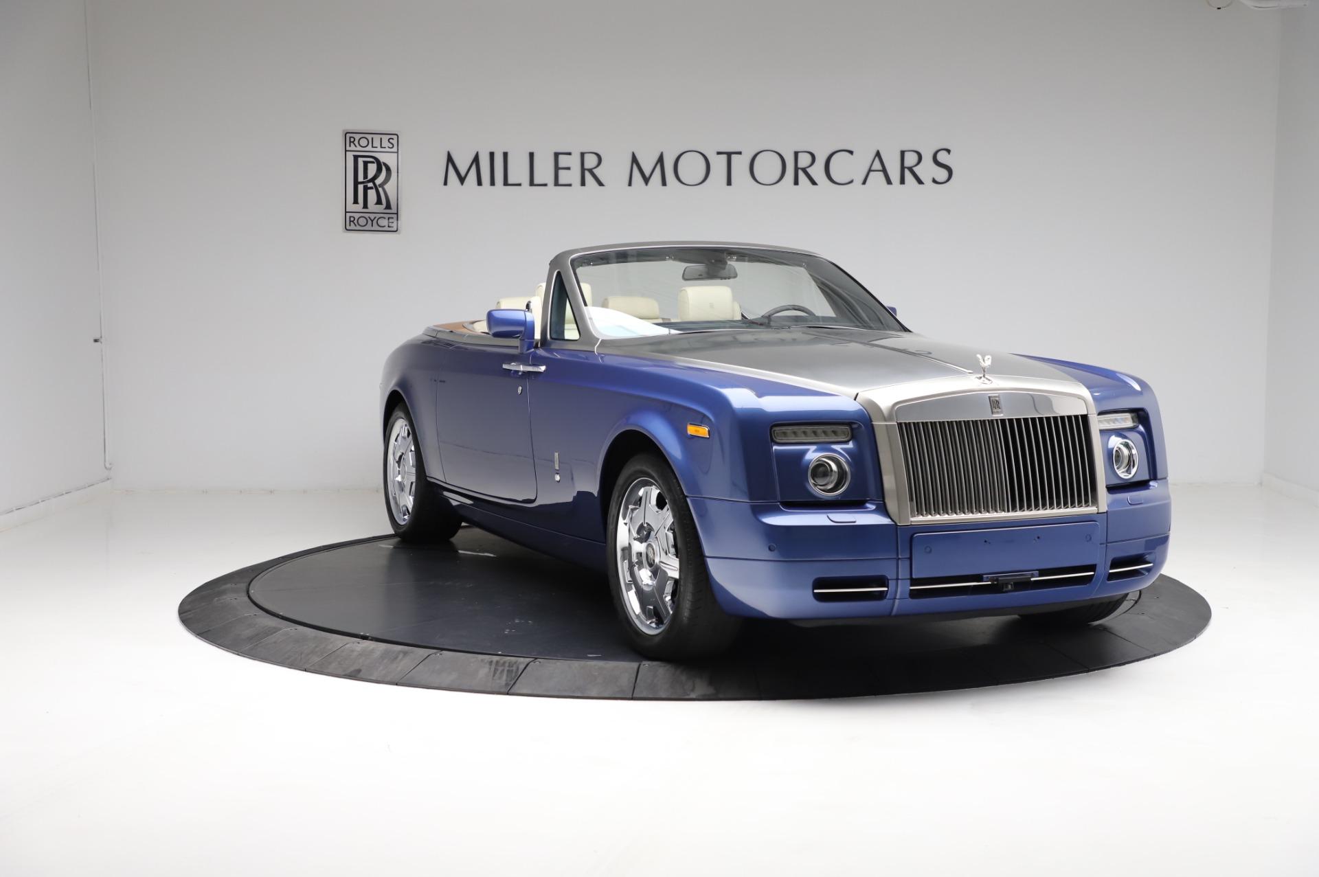 Used 2009 Rolls Royce Phantom Drophead Coupe