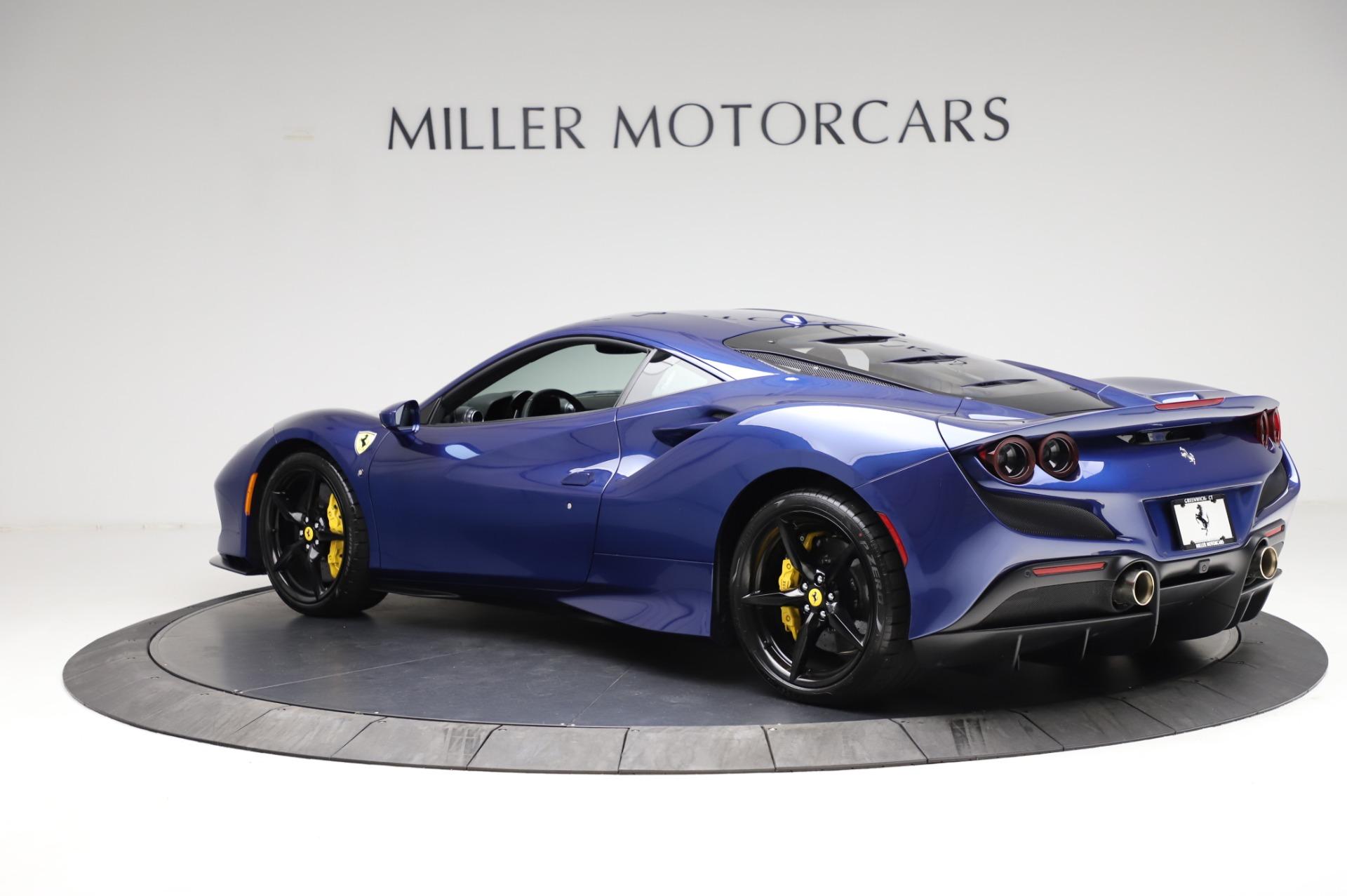Used 2020 Ferrari F8 Tributo