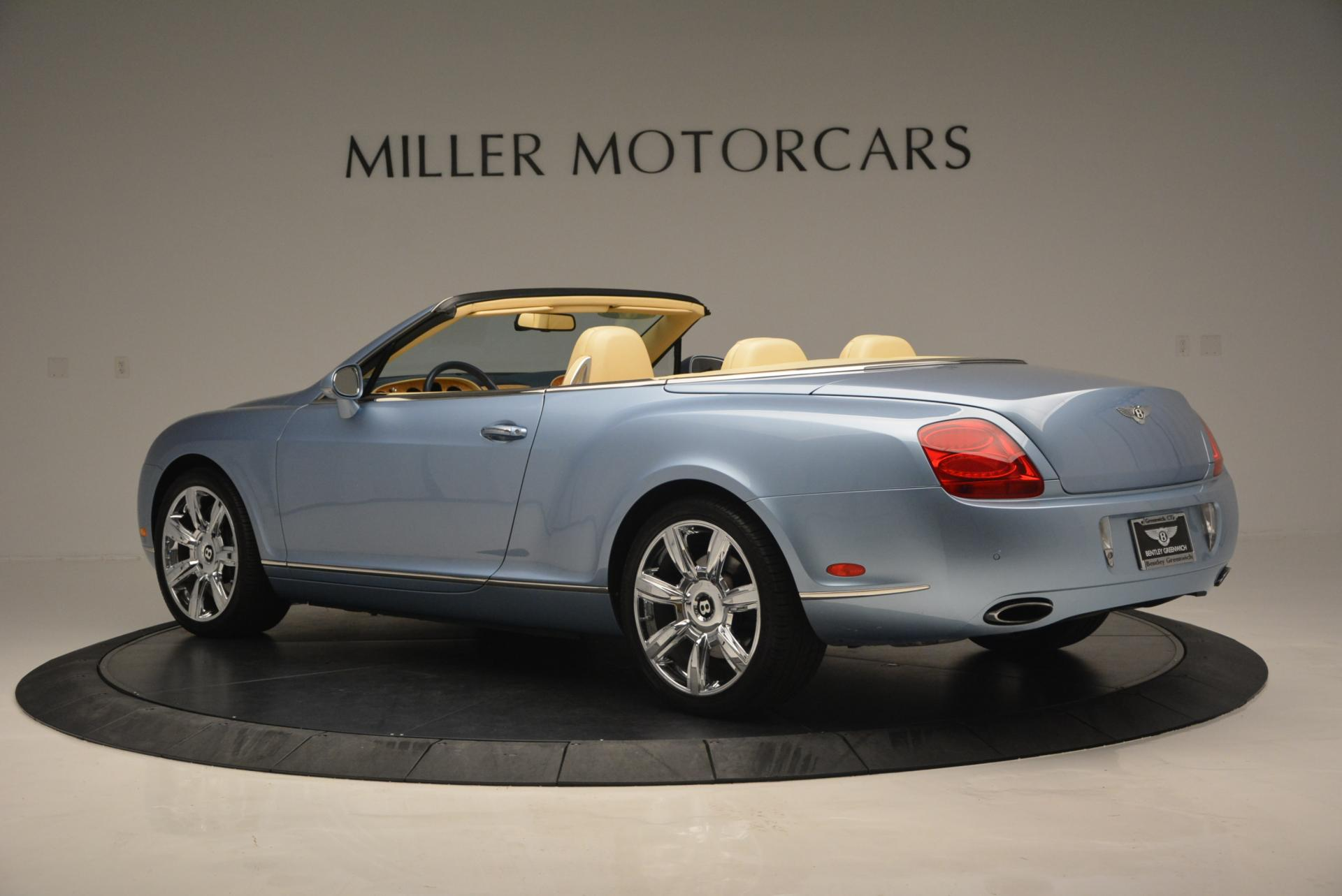 Used 2007 Bentley Continental GTC