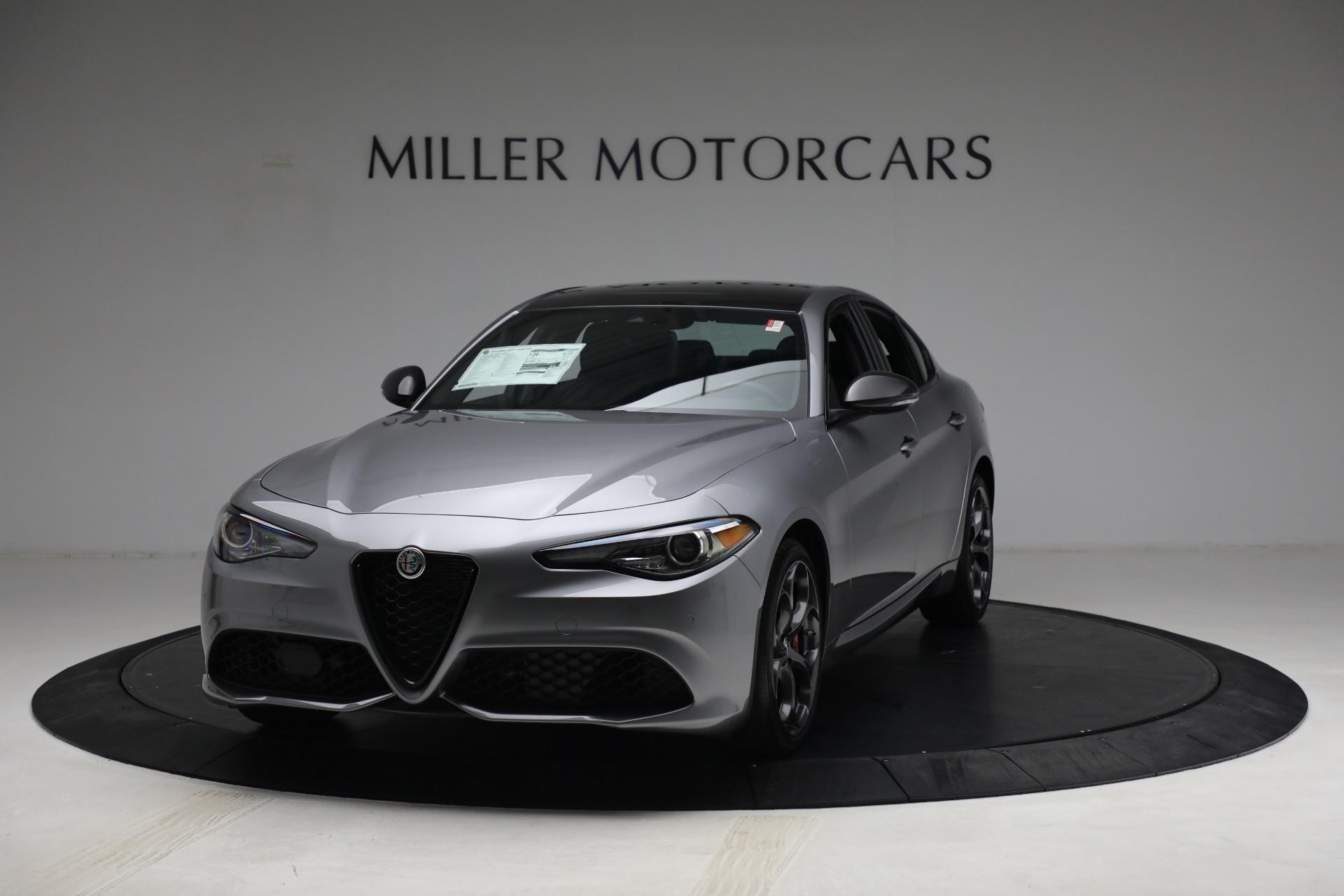 New 2021 Alfa Romeo Giulia Ti Sport Q4 | Greenwich, CT