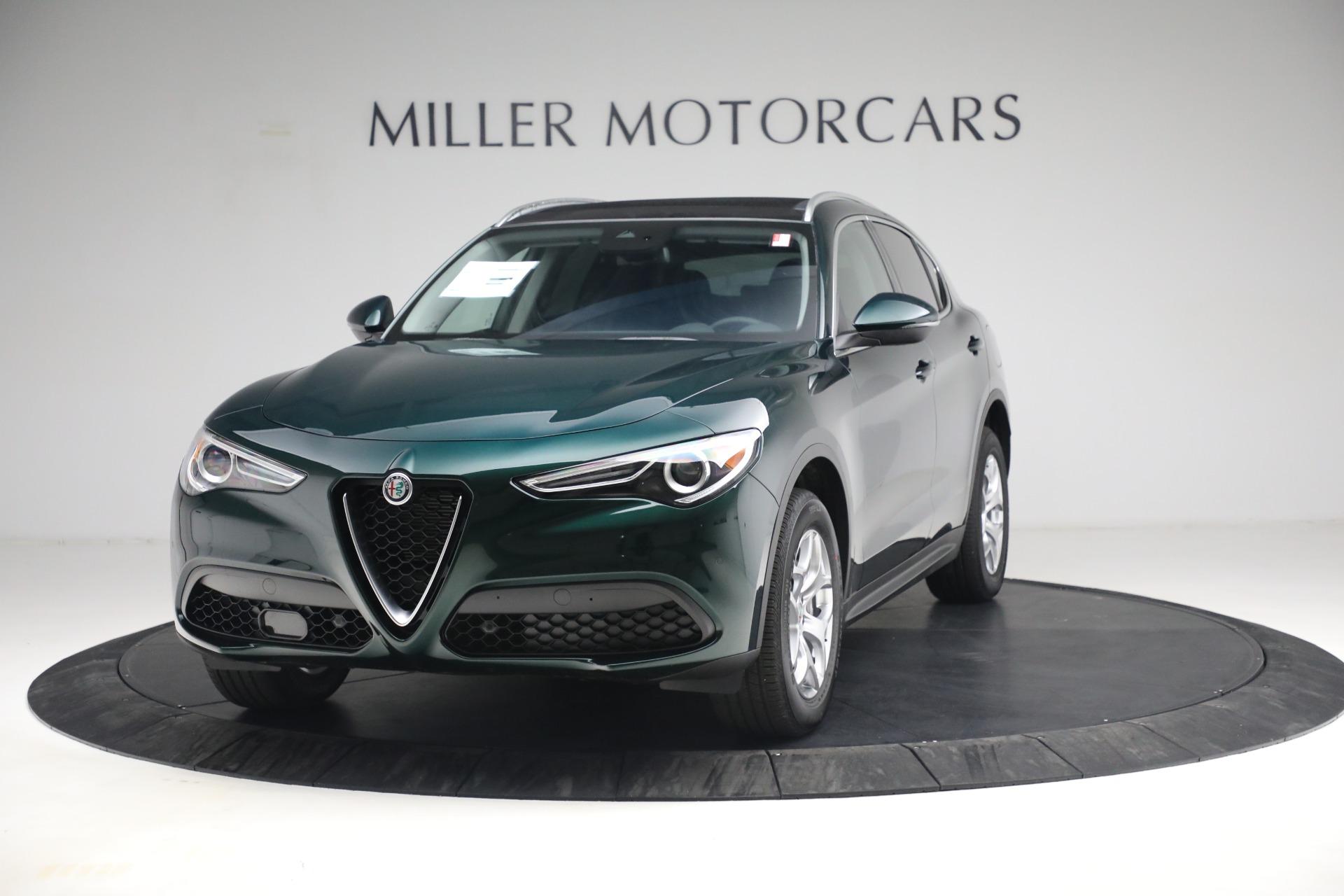 New 2021 Alfa Romeo Stelvio Q4 | Greenwich, CT