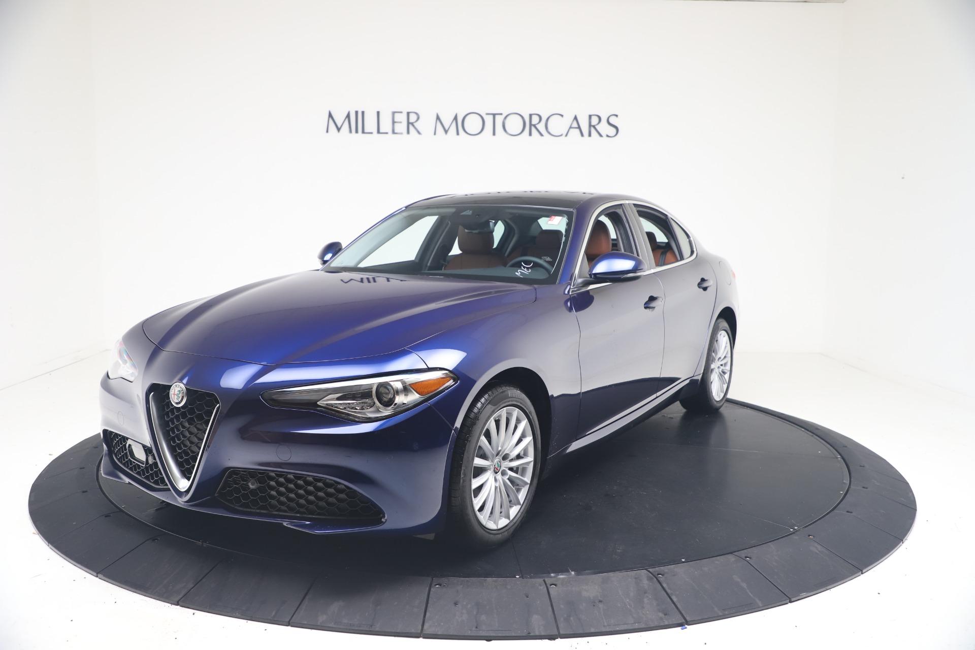 New 2021 Alfa Romeo Giulia Q4   Greenwich, CT