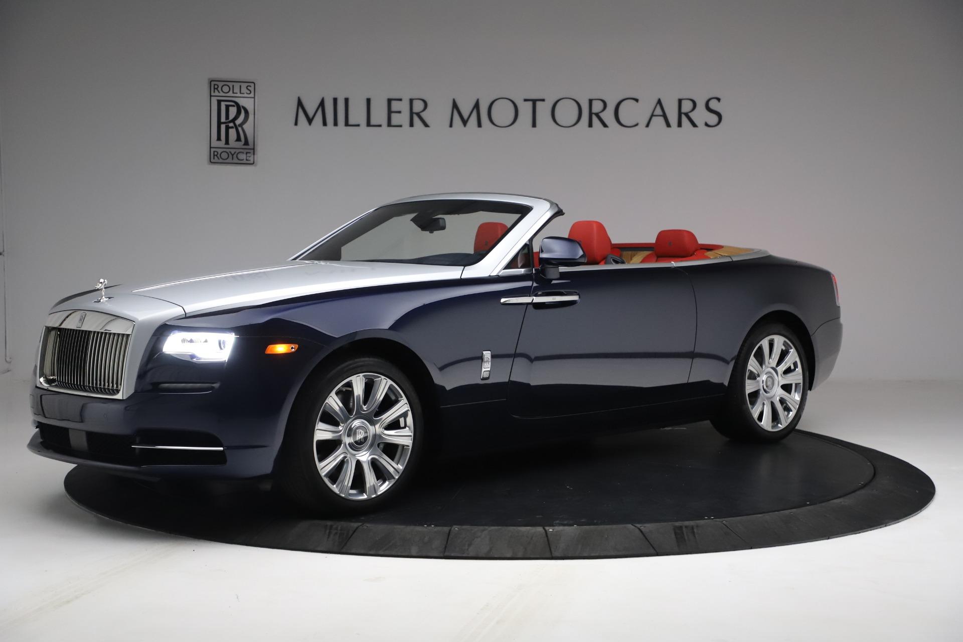 Used 2016 Rolls Royce Dawn