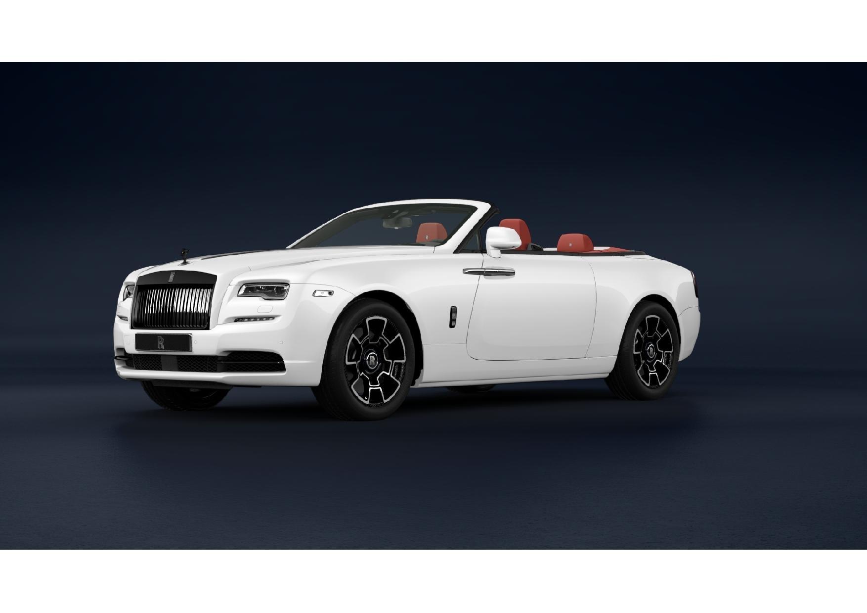 New 2021 Rolls-Royce Dawn Black Badge | Greenwich, CT