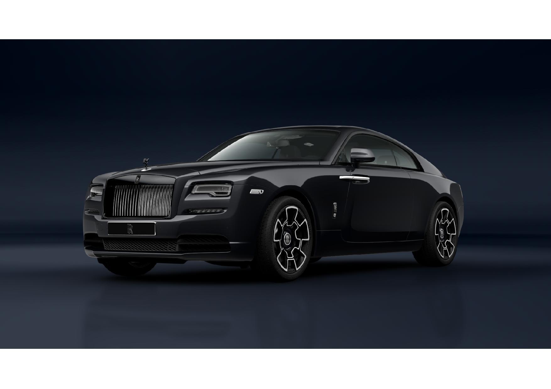 New 2021 Rolls-Royce Wraith Black Badge   Greenwich, CT