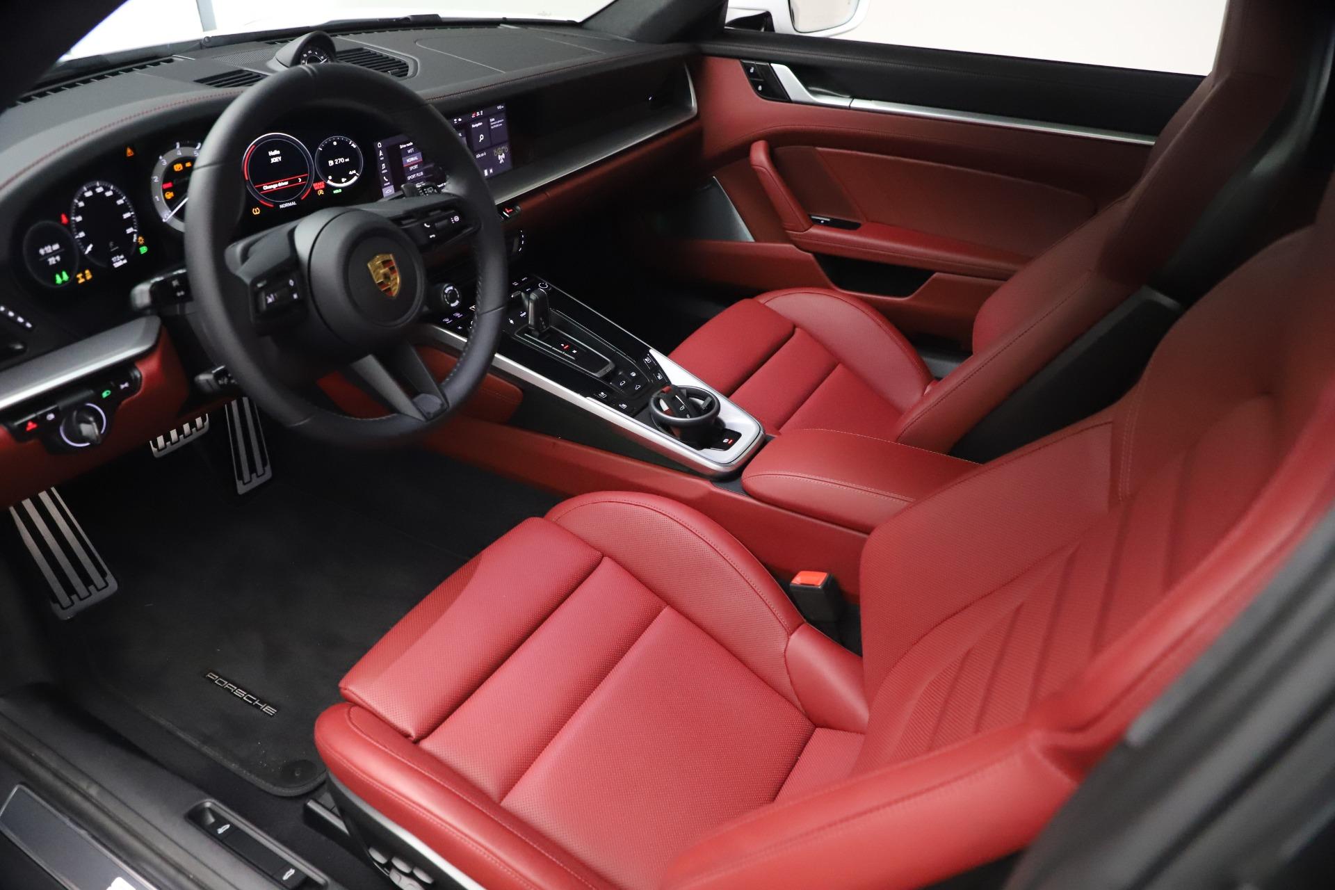 Used 2021 Porsche 911 Turbo S